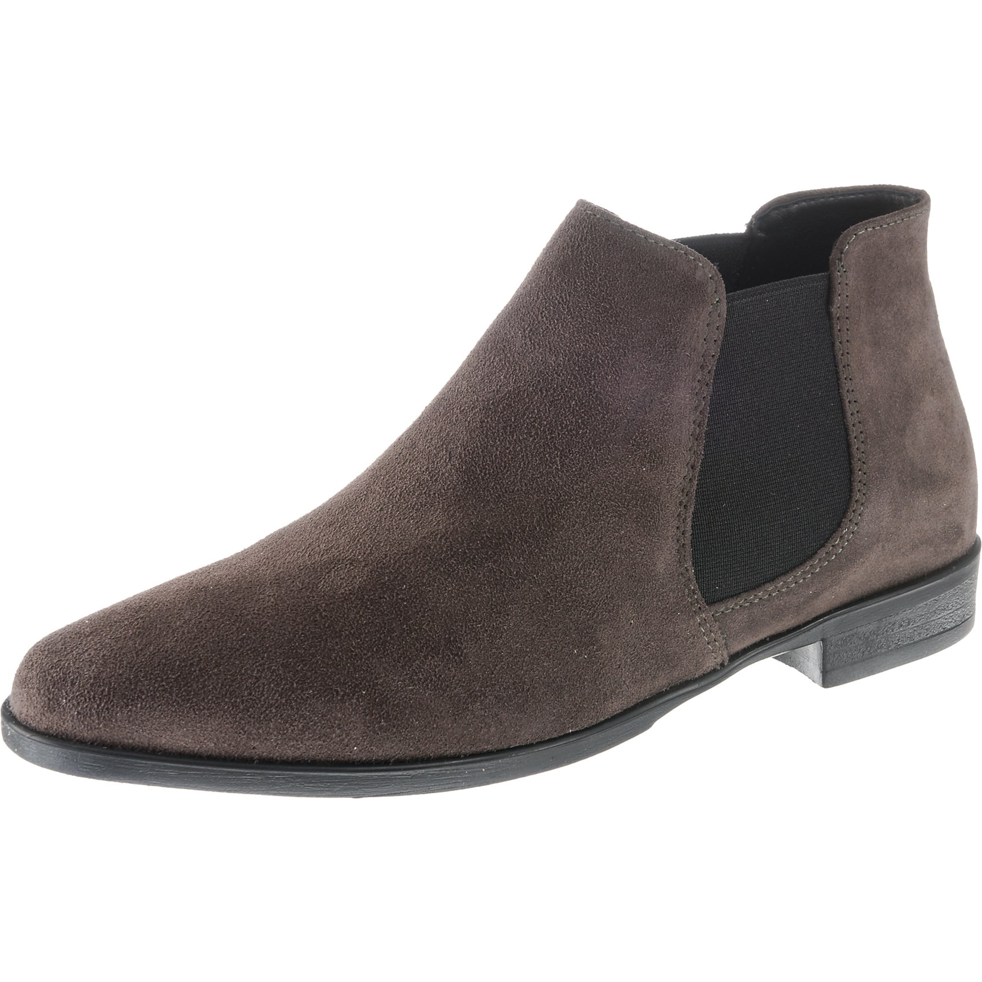 Chelsea boty antracitová TAMARIS