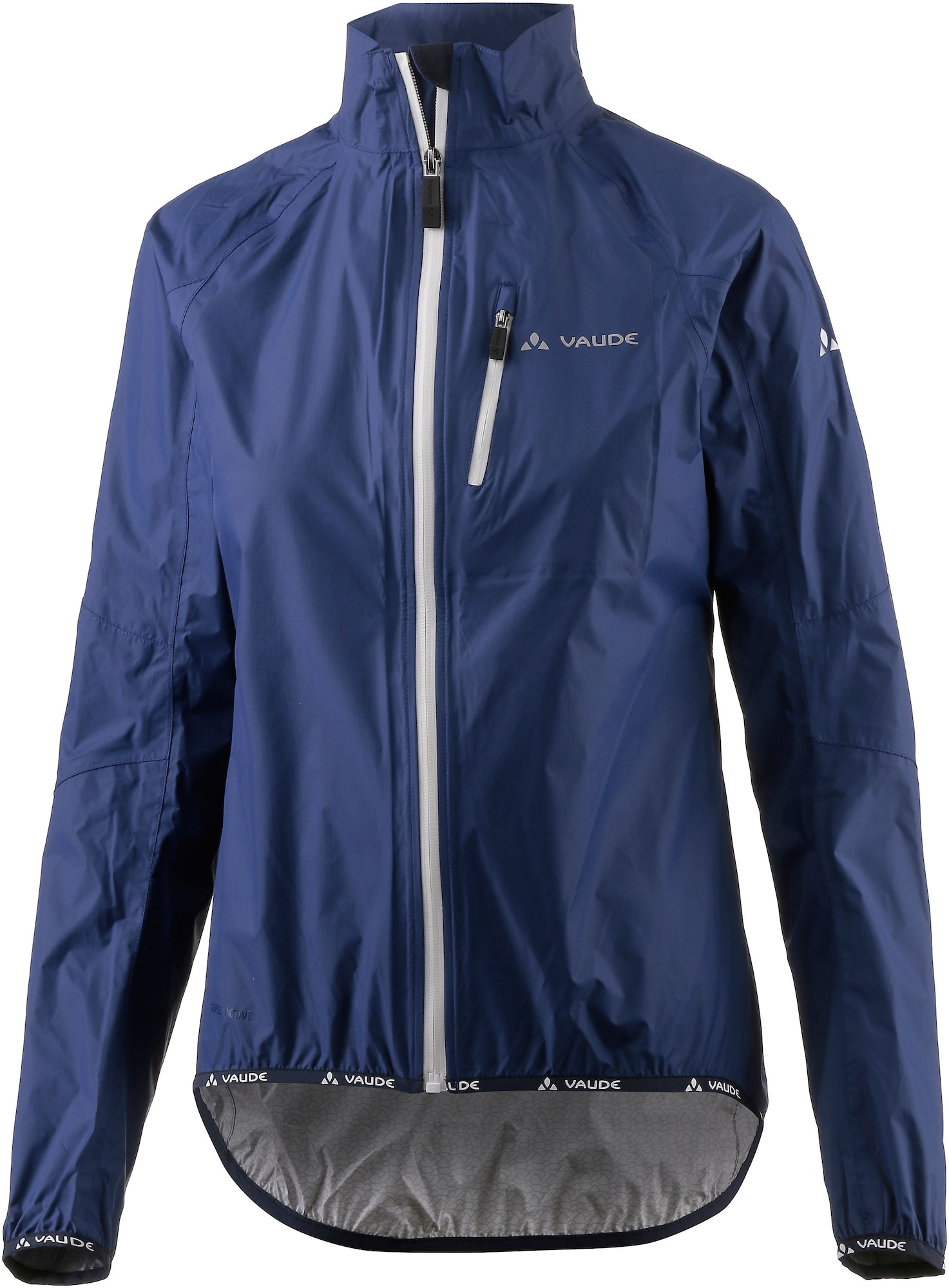 'Drop III' Fahrradjacke   Sportbekleidung > Sportjacken > Fahrradjacken   Blau   Vaude