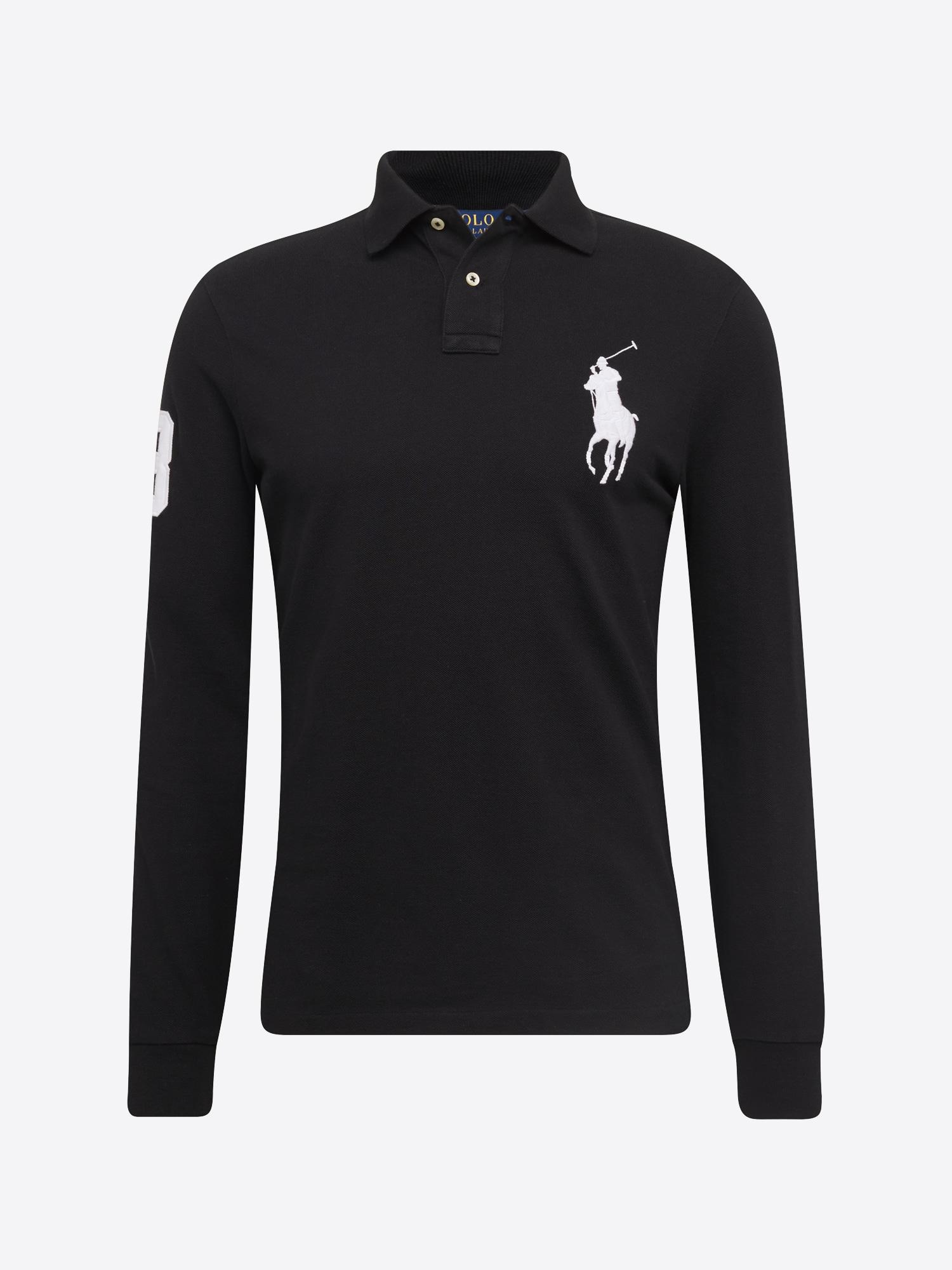 Shirt 'BASIC MESH-LSL-KNT'