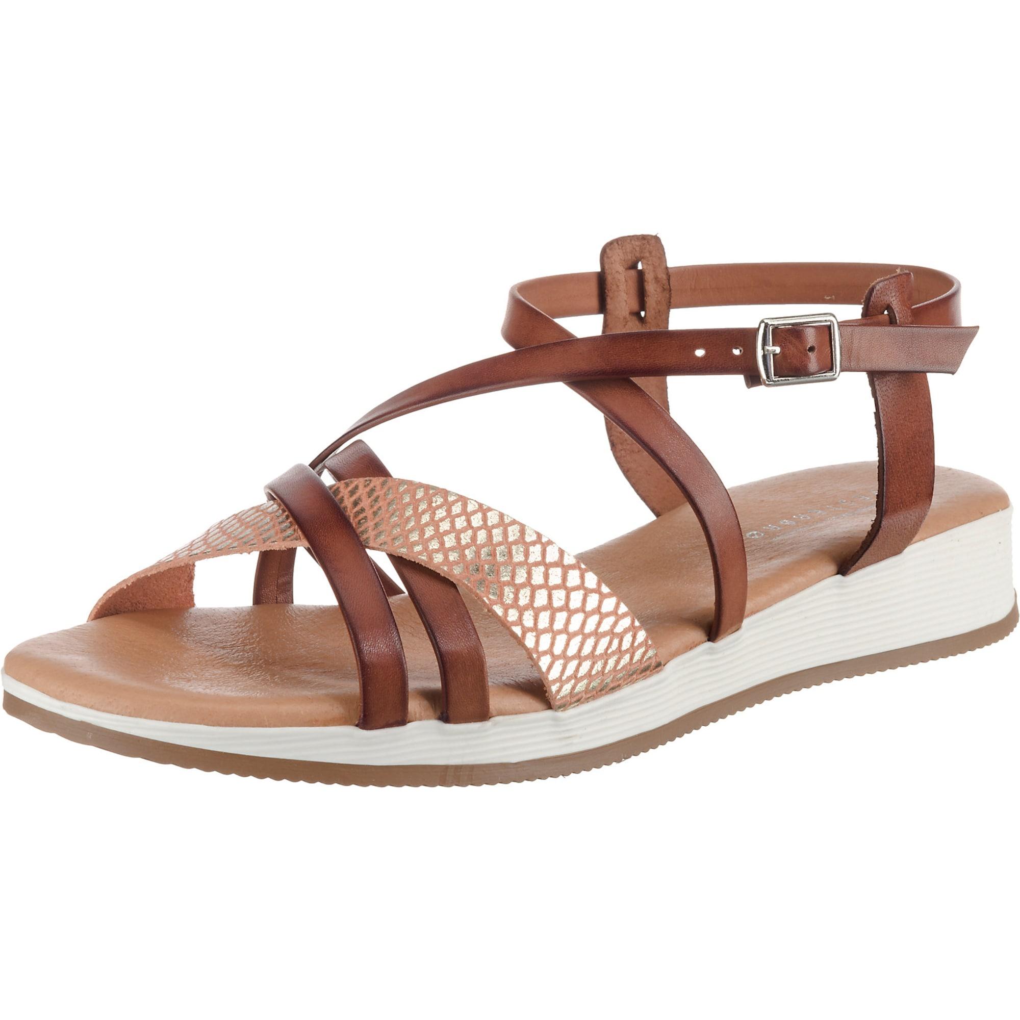Sandalette | Schuhe > Sandalen & Zehentrenner | Braun | Paul Vesterbro