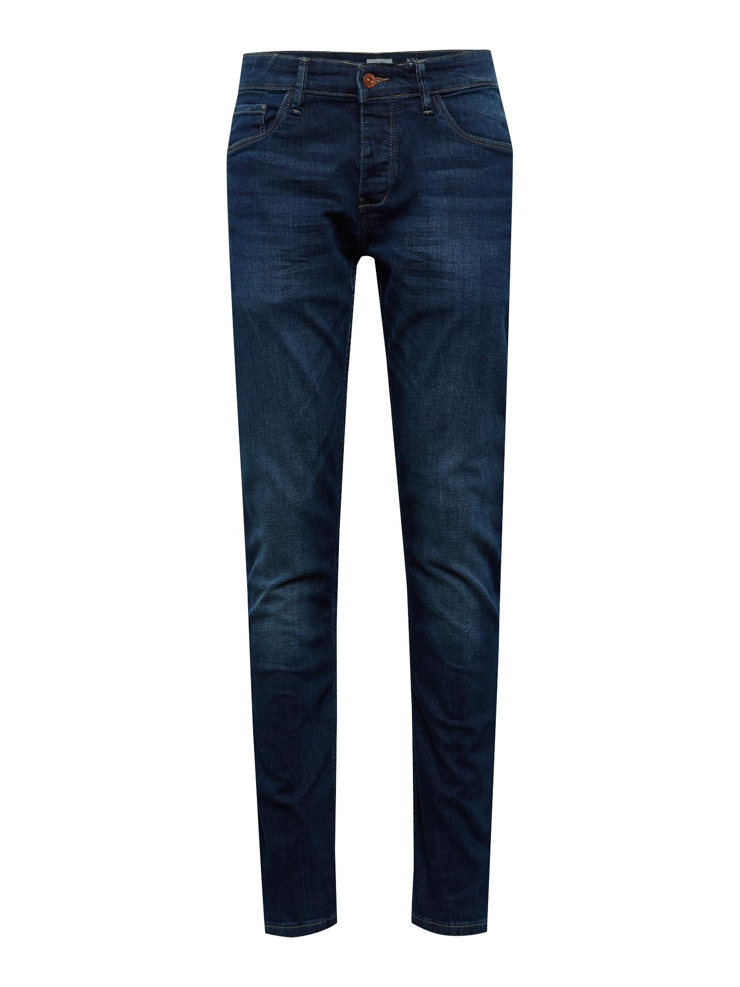 QS Designed By Džíny Stretch-Jeans námořnická modř Q/S Designed By