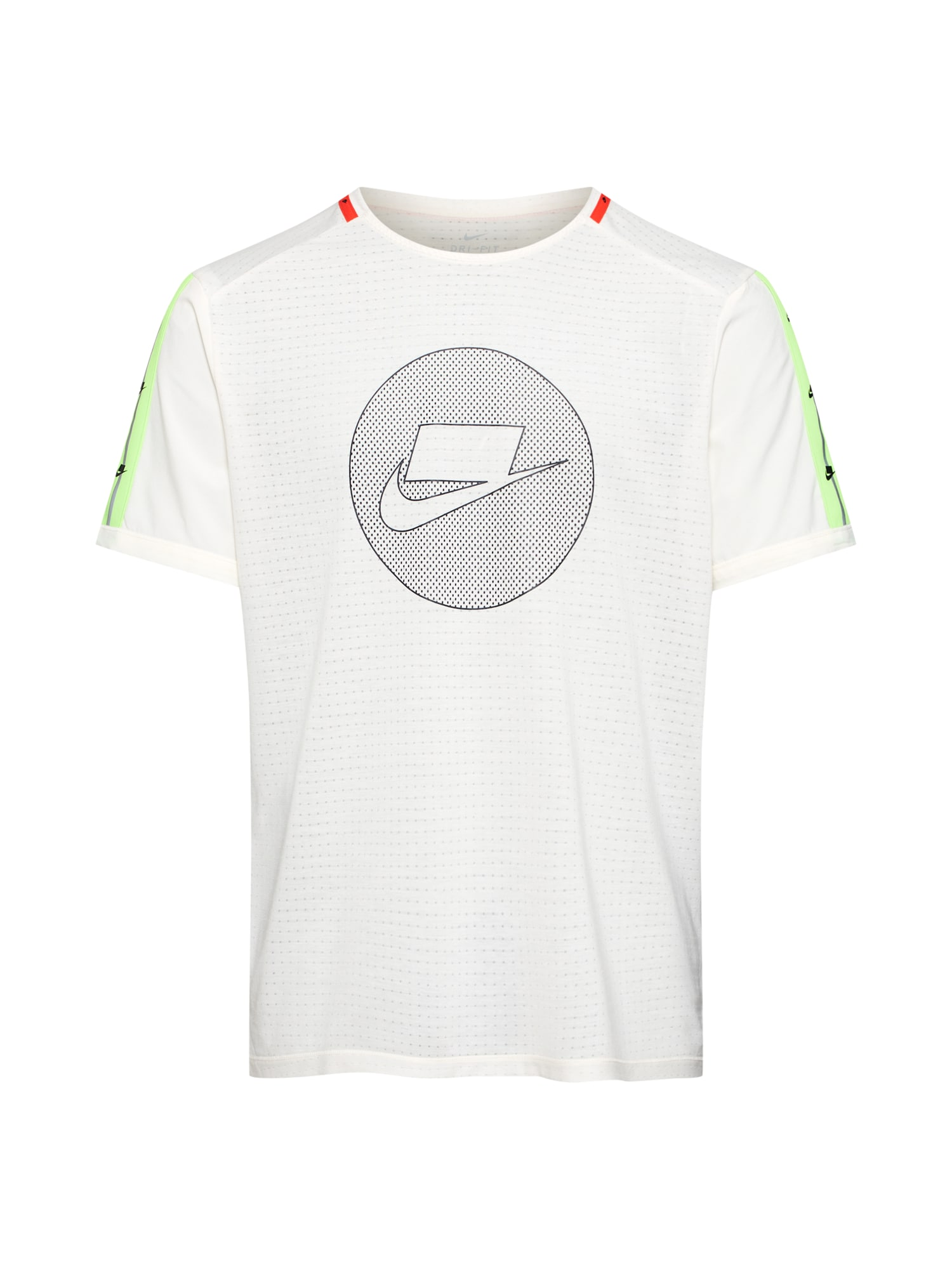 Sport-Shirt 'WILD RUN TOP SS' | Sportbekleidung > Sportshirts | Nike