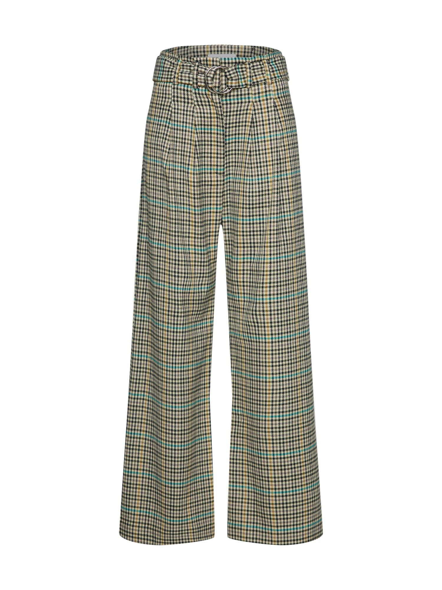 Kalhoty béžová Samsoe & Samsoe