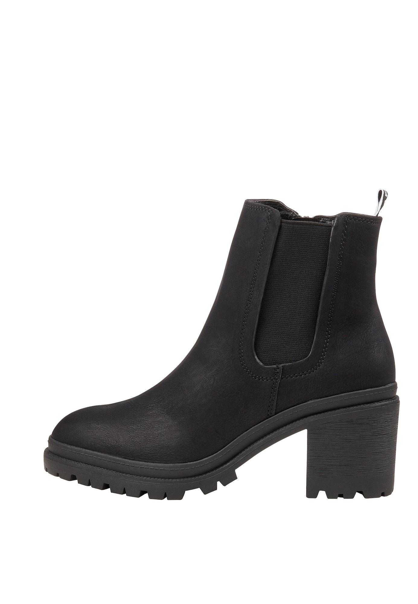 High-Heel-Stiefelette 'Masa'   Schuhe > High Heels   Fritzi Aus Preußen