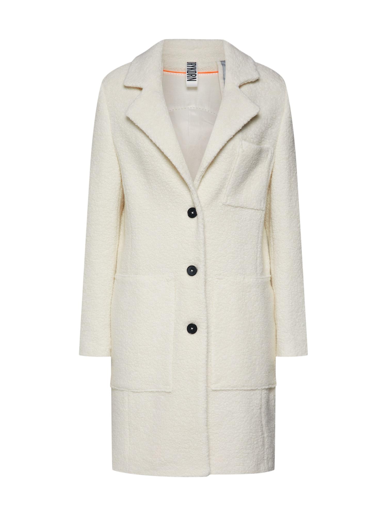 Přechodný kabát Caslan bílá DRYKORN