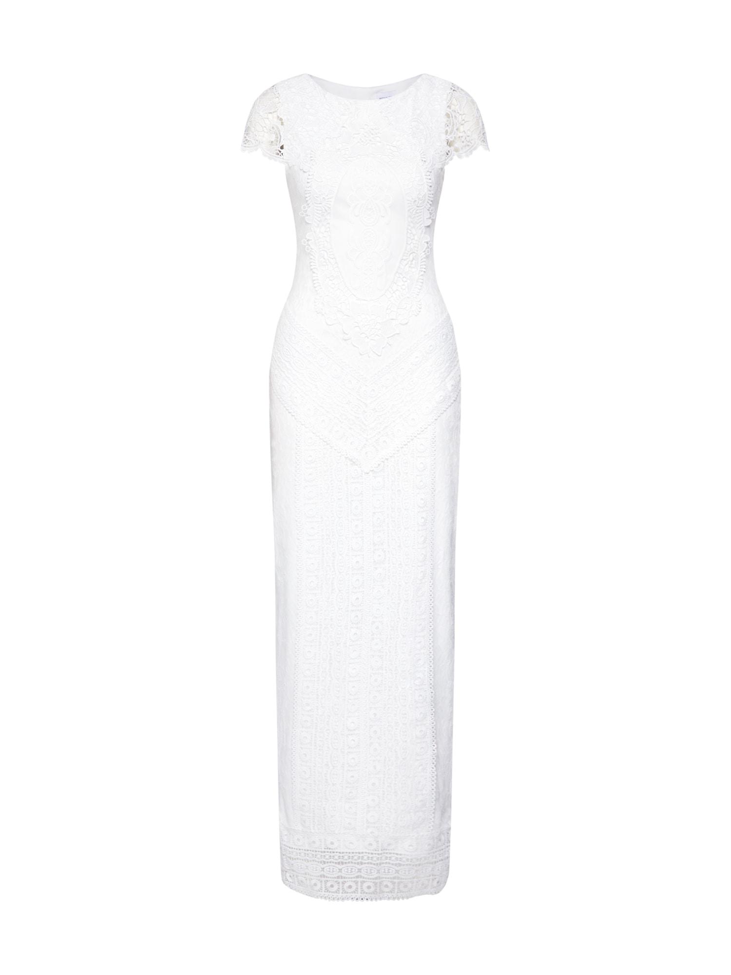 Společenské šaty Noemi bílá MICHALSKY FOR ABOUT YOU