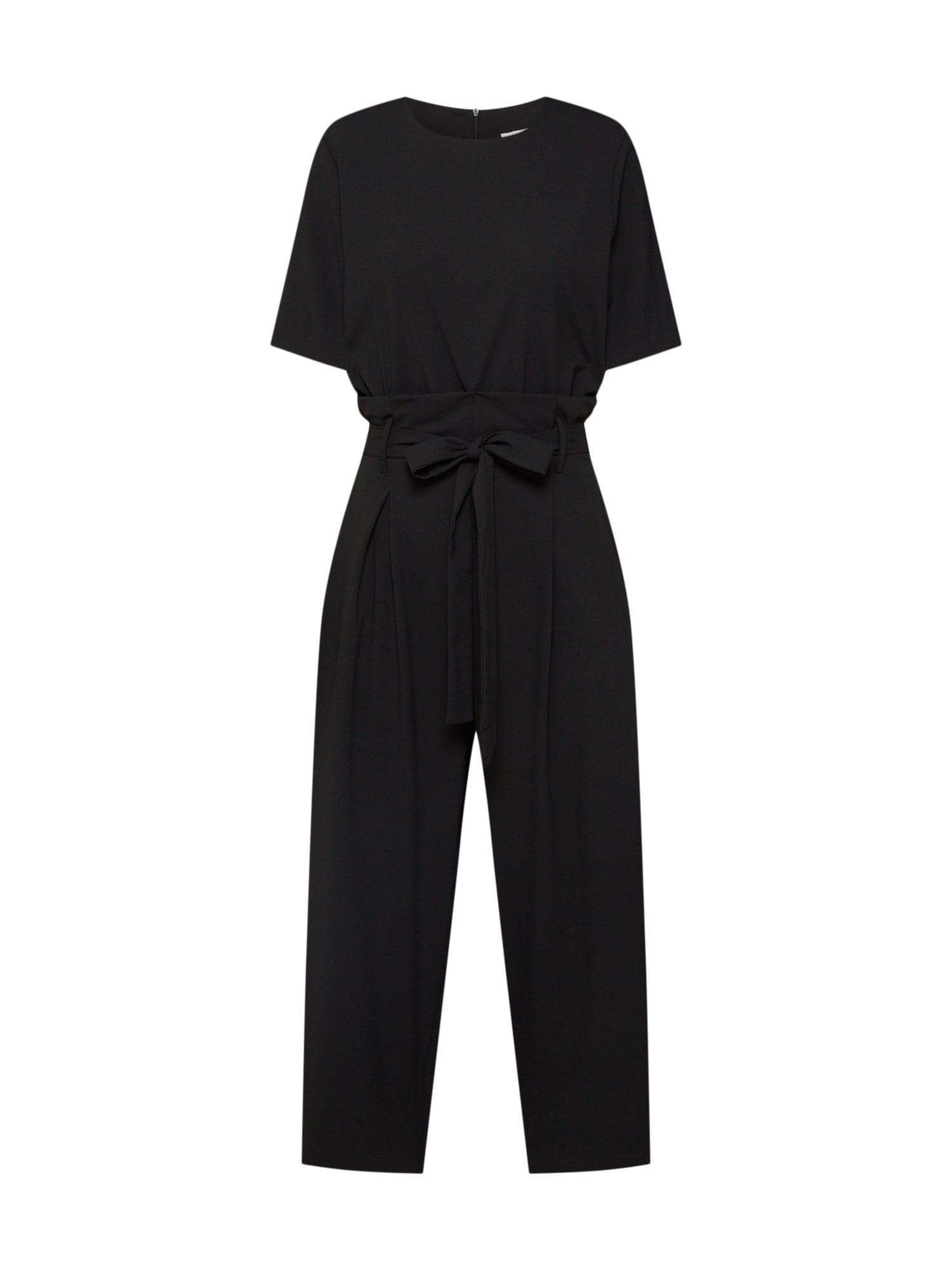 ARTLOVE Paris, Dames Jumpsuit, zwart