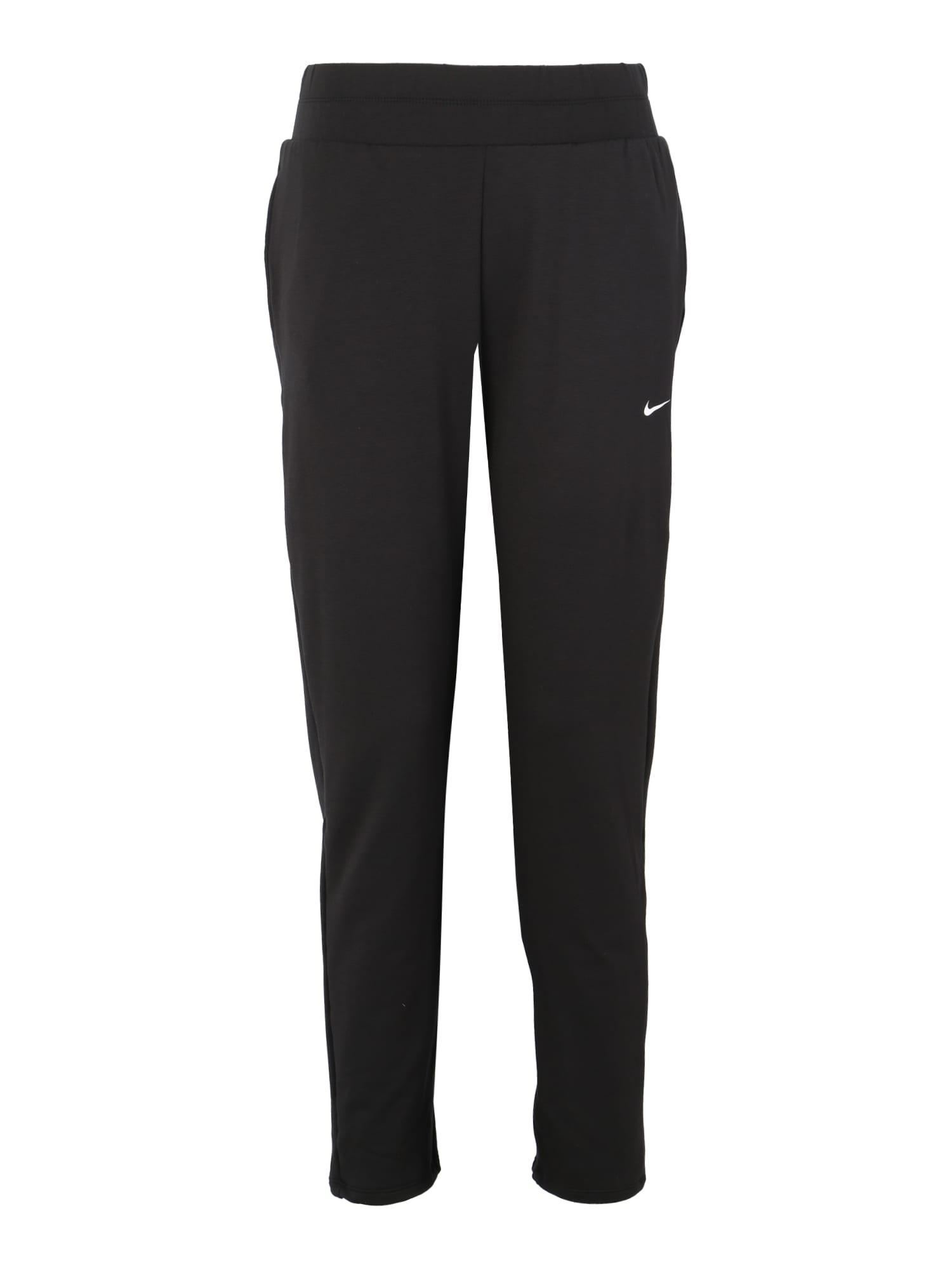 Sportovní kalhoty W NK FLOW VCTRY PANT černá NIKE