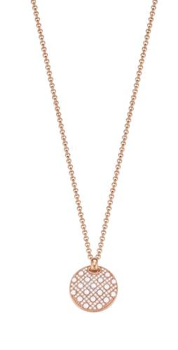 Halskette, mit Zirkonia, »ESPRIT-JW50056 rose, ESNL03025C420«