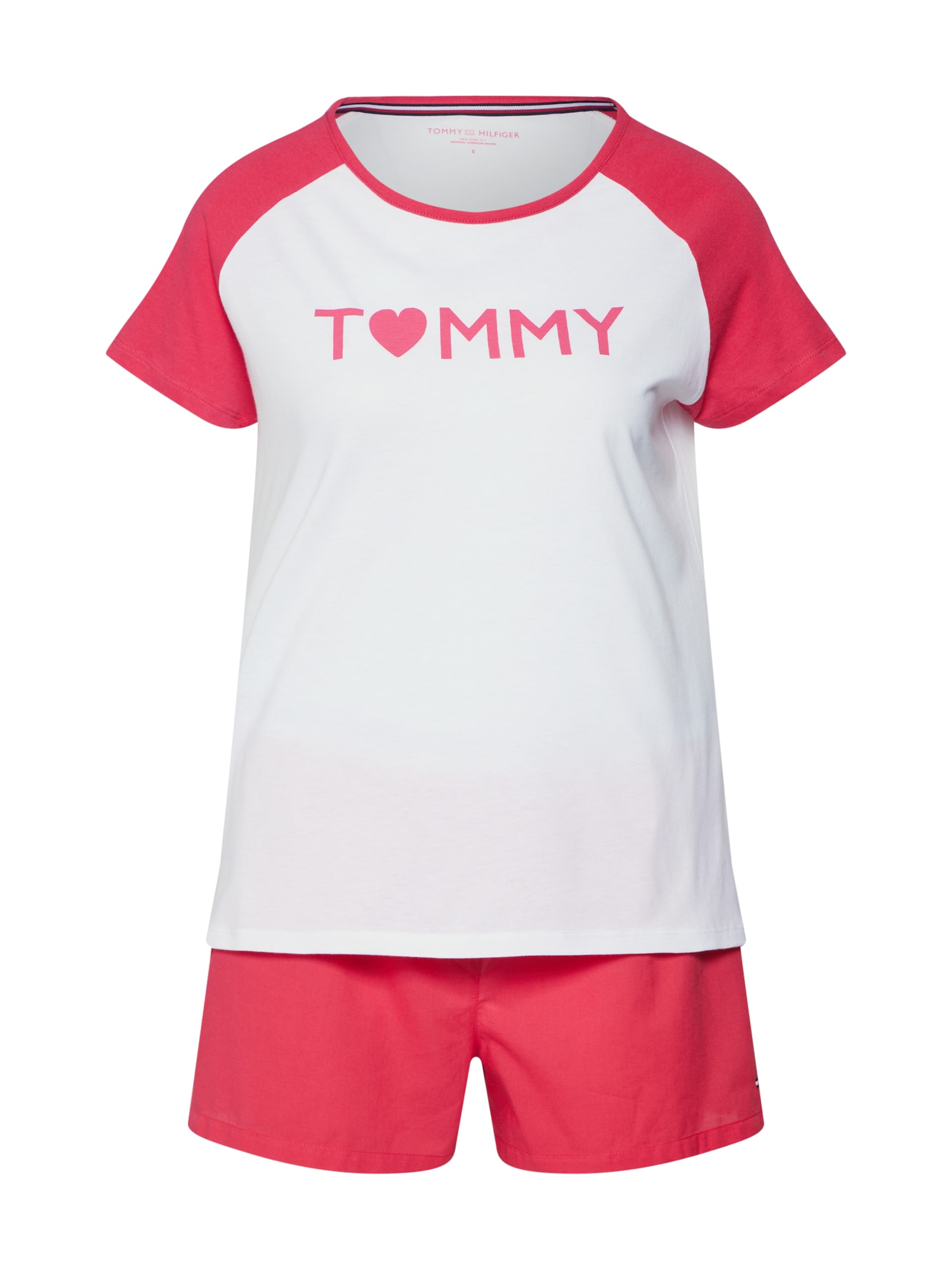 Shorty 'SET SS LOVE WOVEN BOXER' | Bekleidung > Nachtwäsche > Shortys | Tommy Hilfiger Underwear