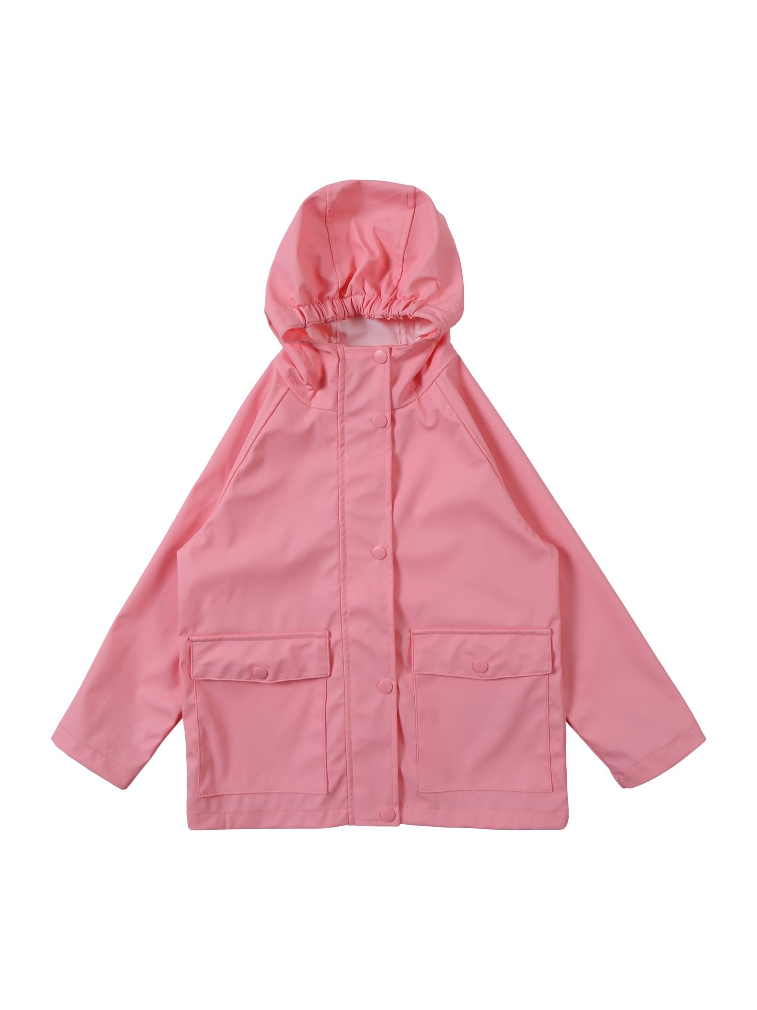 Přechodná bunda pink NAME IT