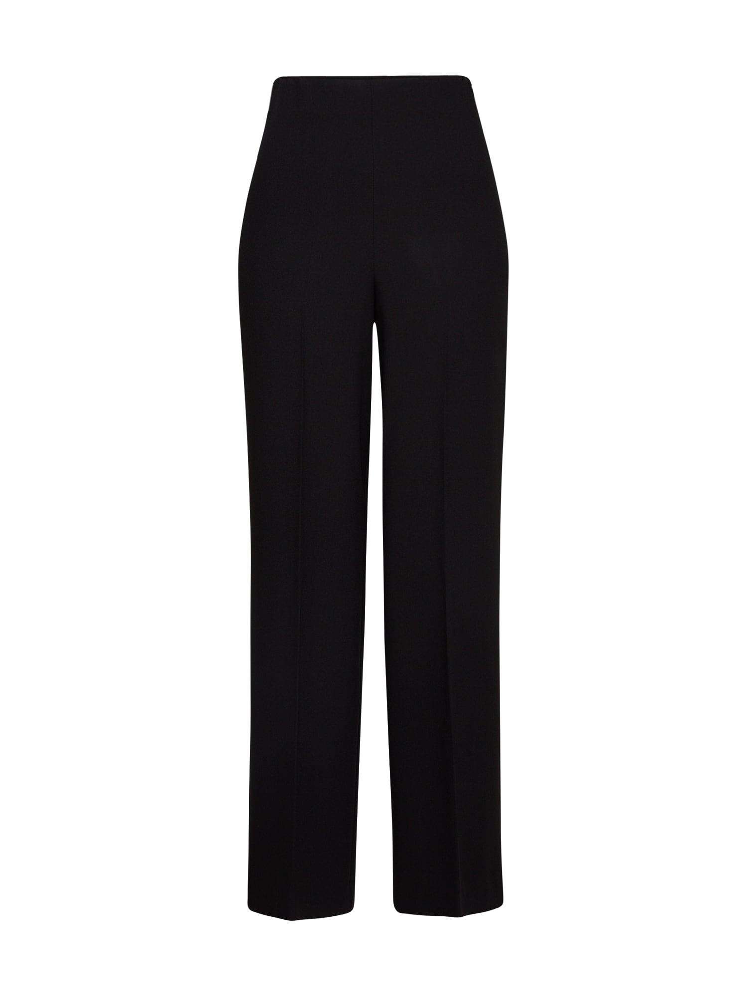 Kalhoty s puky Polina černá EDITED
