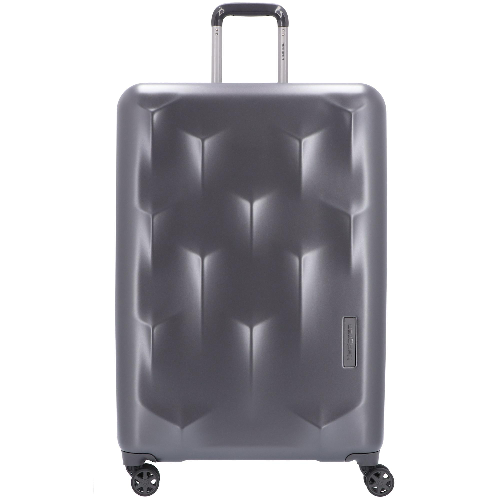 Trolley 'Edge Carve' 75 cm | Taschen > Koffer & Trolleys > Trolleys | Anthrazit | Hedgren