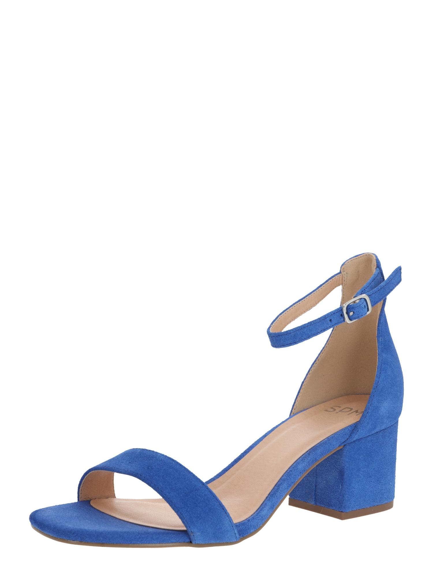 SPM Sandály 'Ivette'  modrá