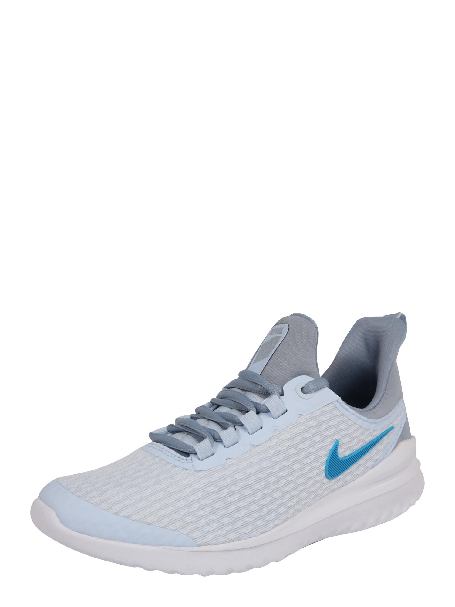 Sportovní boty Lunar Hayward modrá bílá NIKE