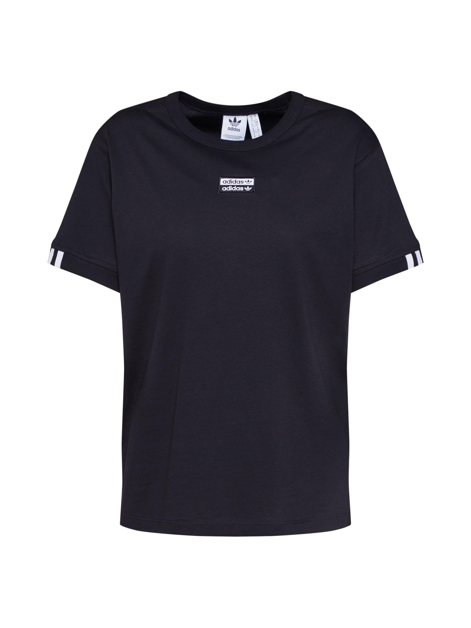 ADIDAS ORIGINALS Tričko  černá