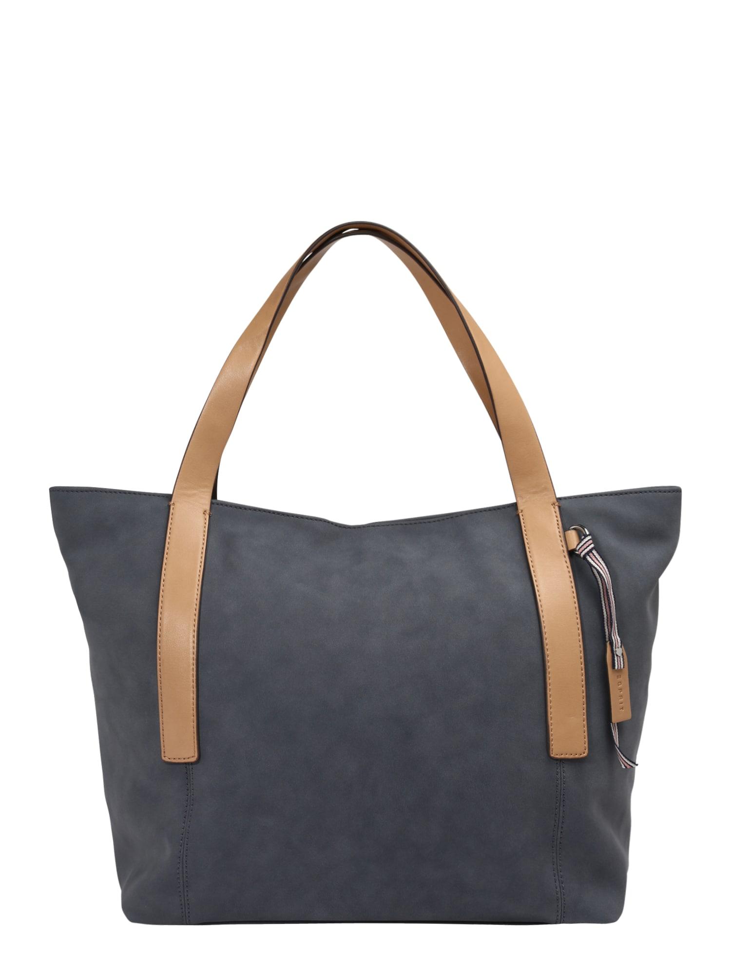 Nákupní taška Maxine tmavě modrá ESPRIT