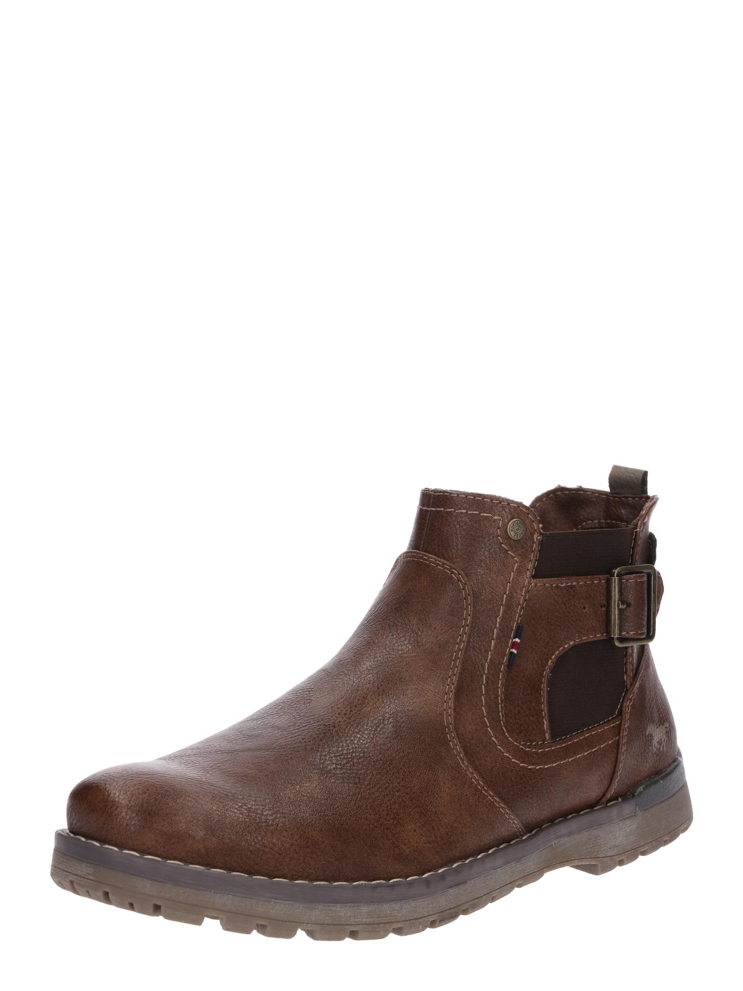 Chelsea Boots   Schuhe > Boots   Braun   mustang