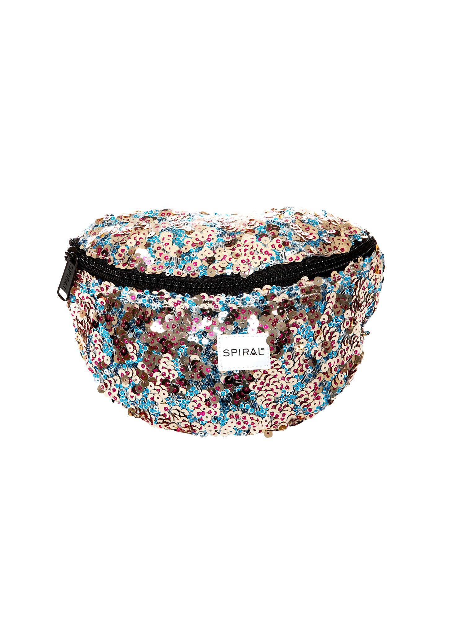 Ledvinka BUM BAG 7 mix barev SPIRAL