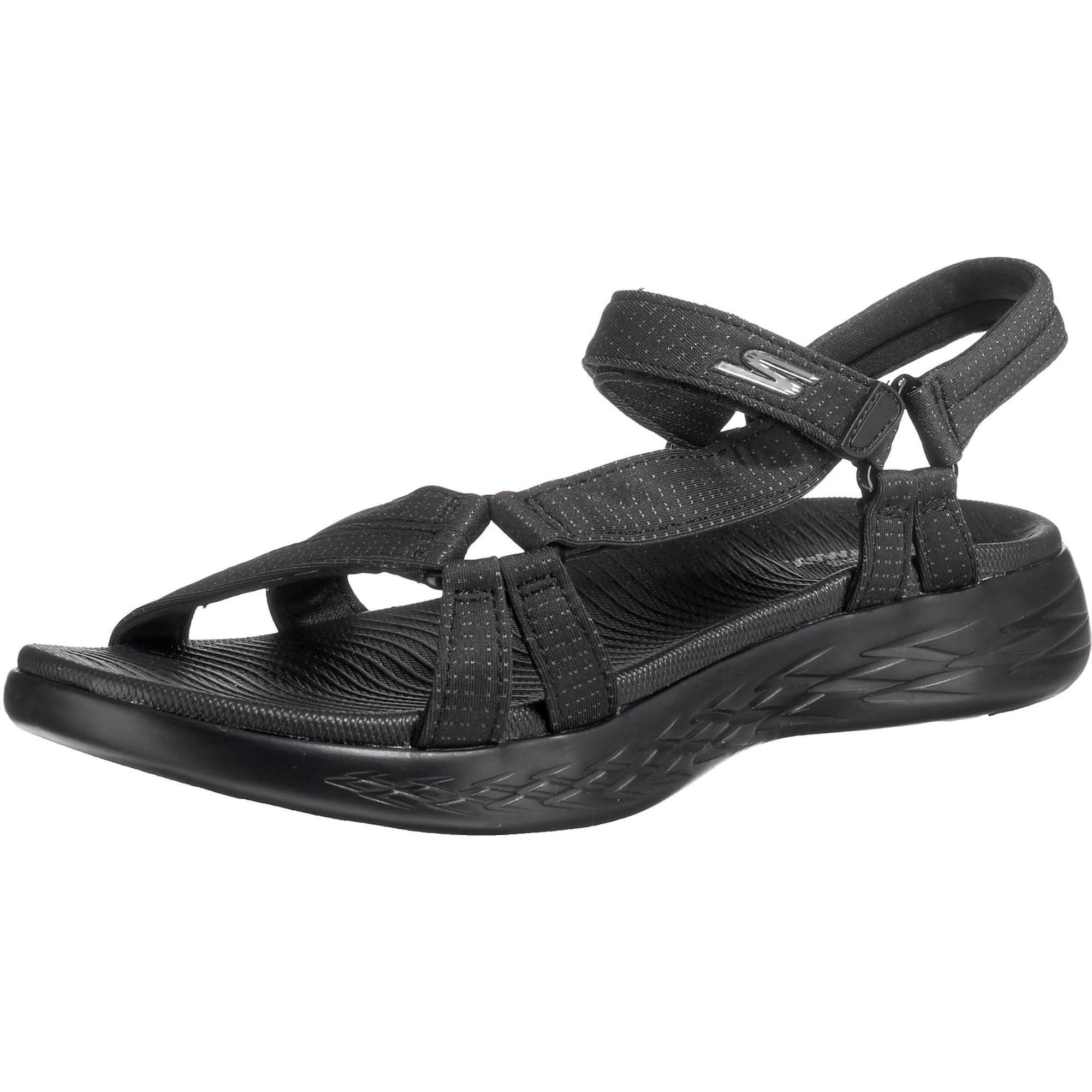 Sandály On-The-Go 600 černá SKECHERS
