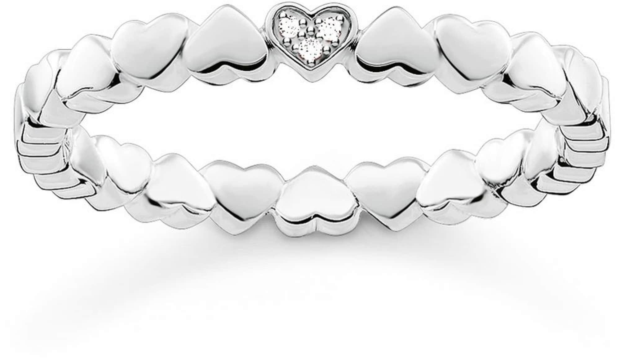 Thomas Sabo, Dames Ring, zilver