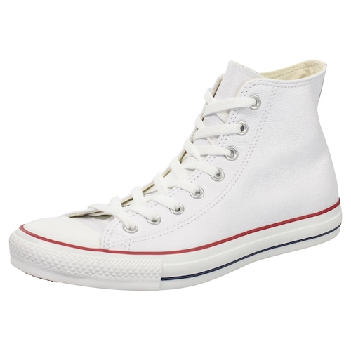 converse chuck taylor all star high leather sneaker. Black Bedroom Furniture Sets. Home Design Ideas