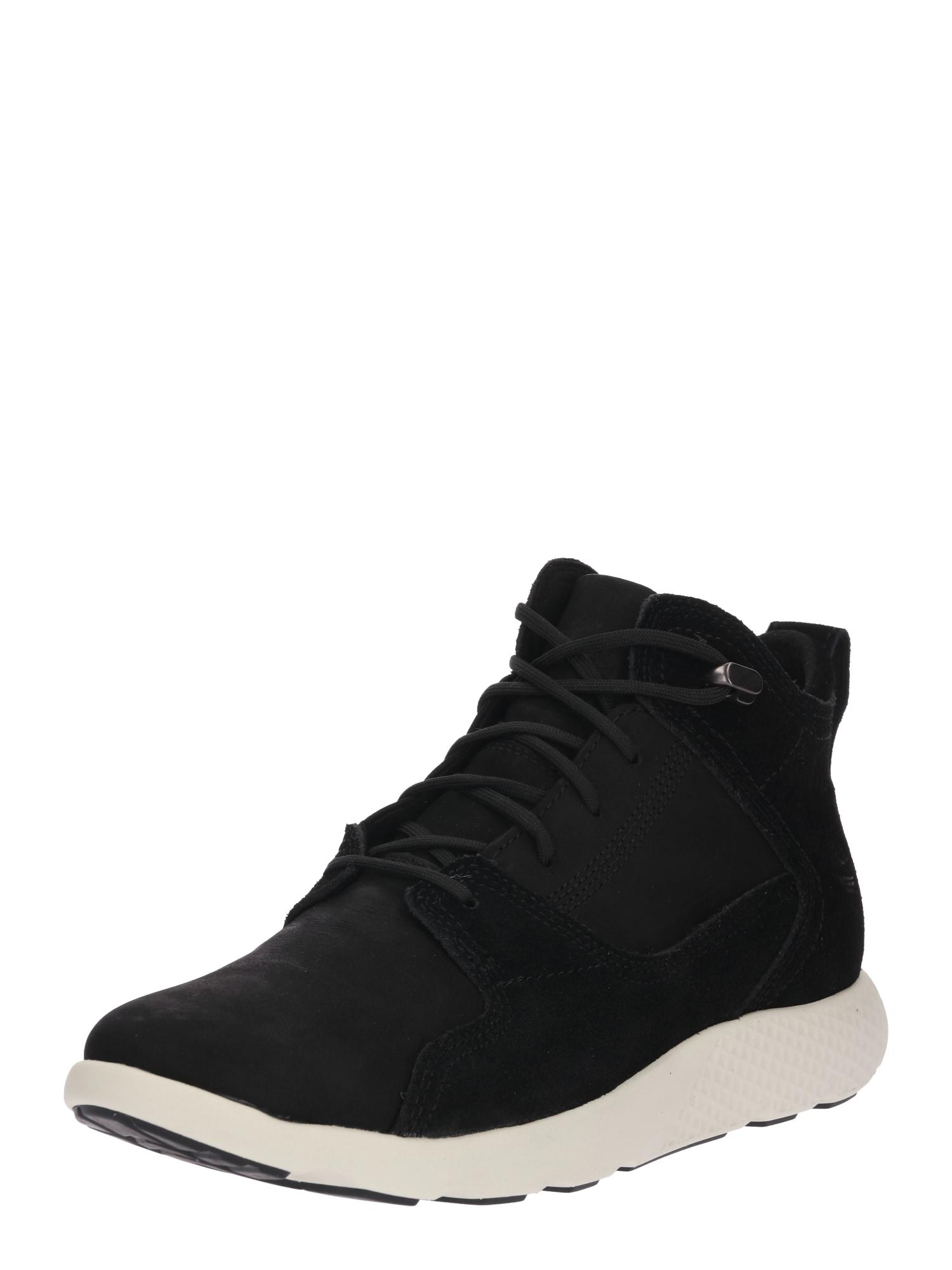 Sportovní šněrovací boty FlyRoam černá TIMBERLAND