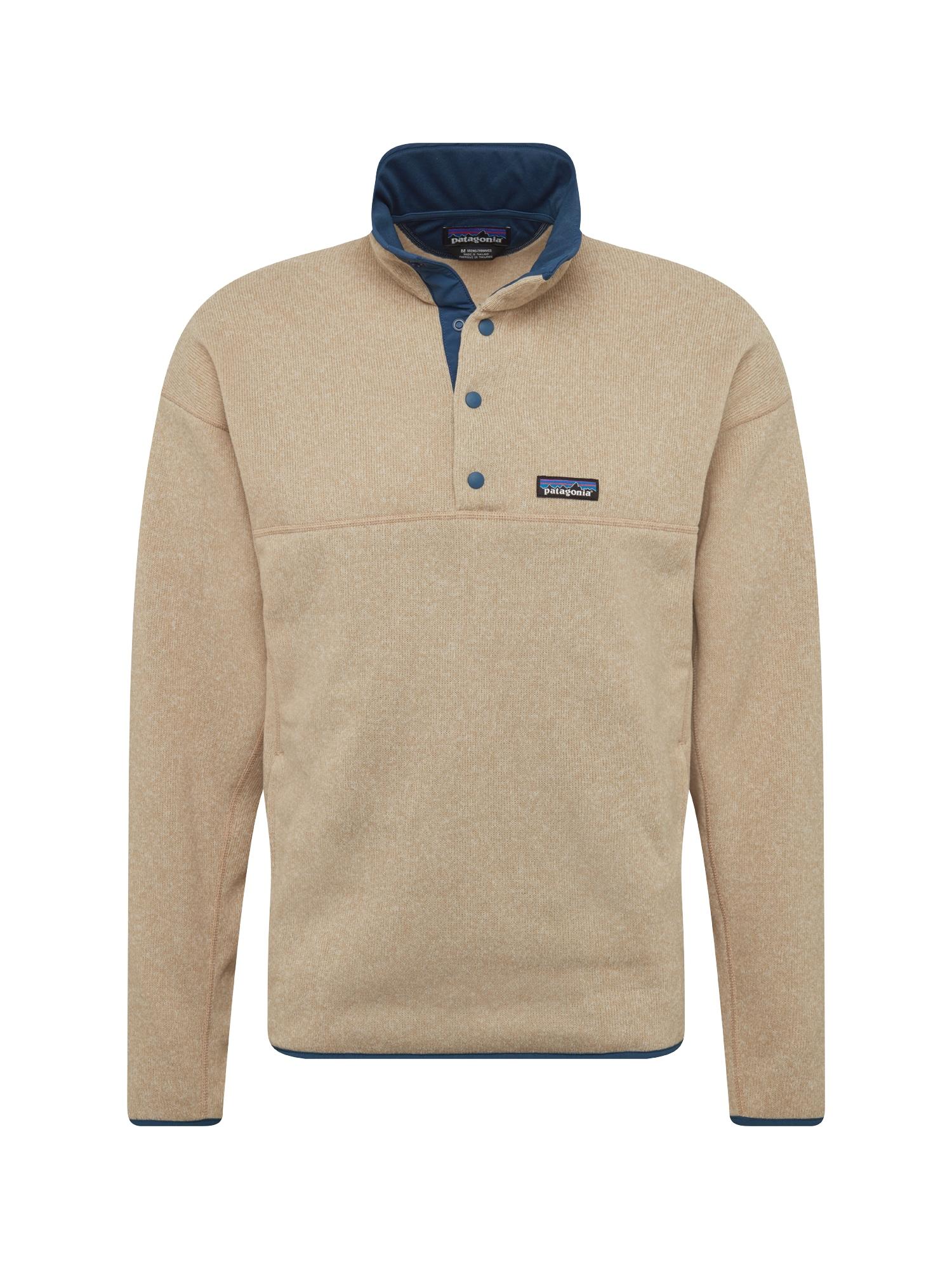 Svetr Ms LW Better Sweater Marsupial PO světle béžová PATAGONIA