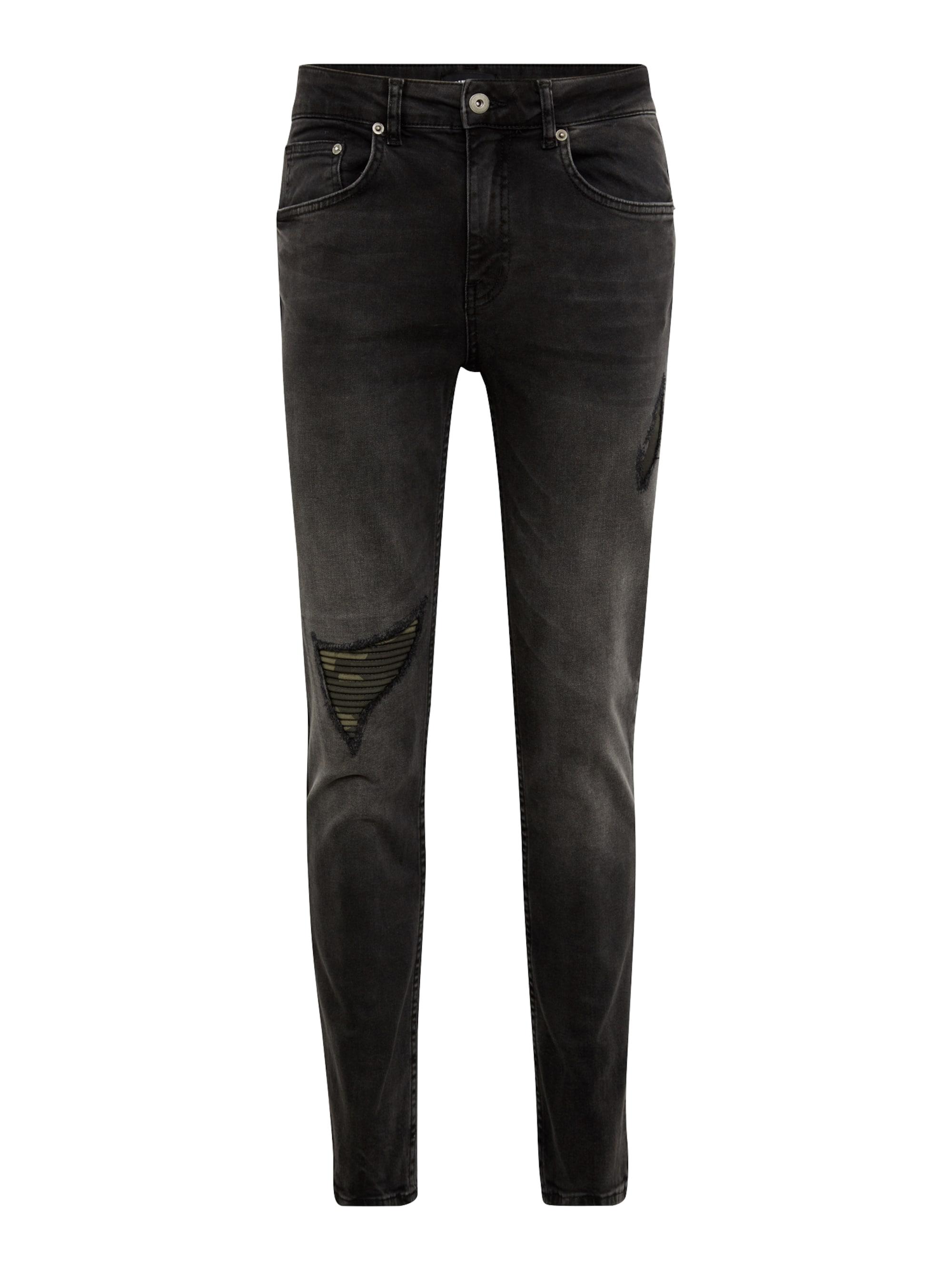 Jeans ´CAMO PATCH SLIM DENIM´