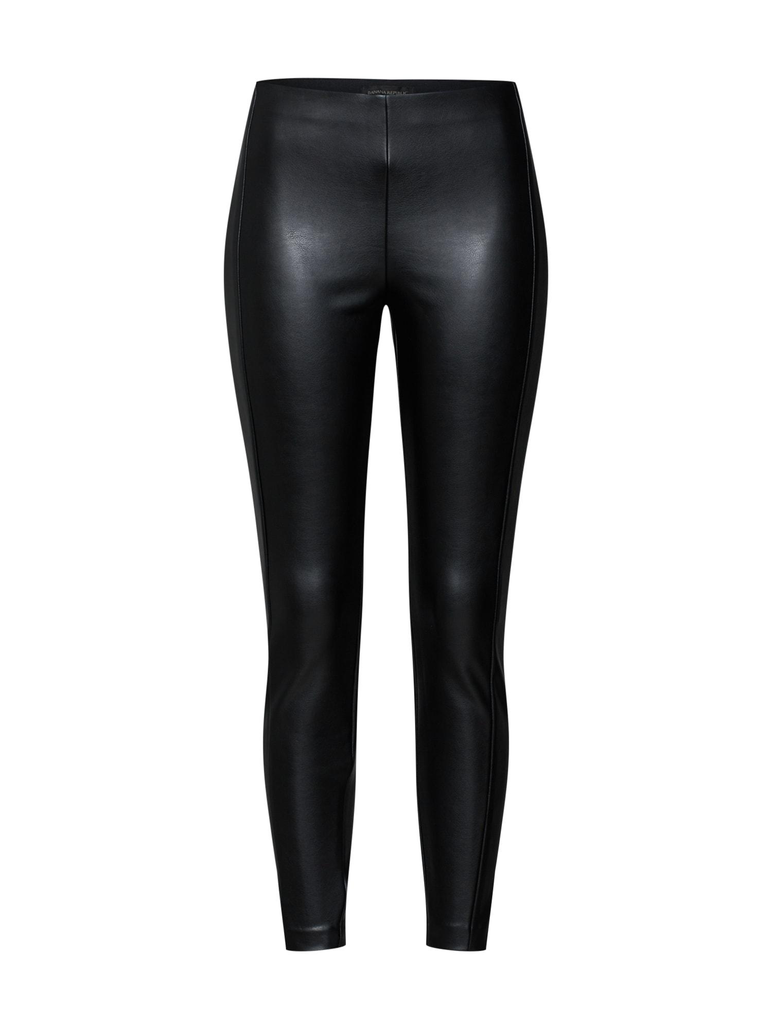 Kalhoty černá Banana Republic