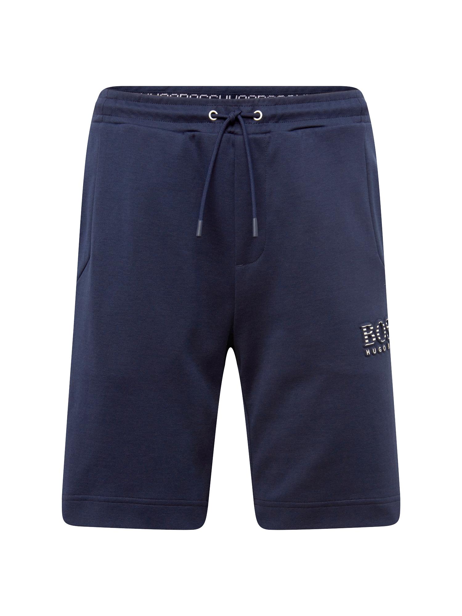 Kalhoty Headlo 10134333 01 námořnická modř BOSS