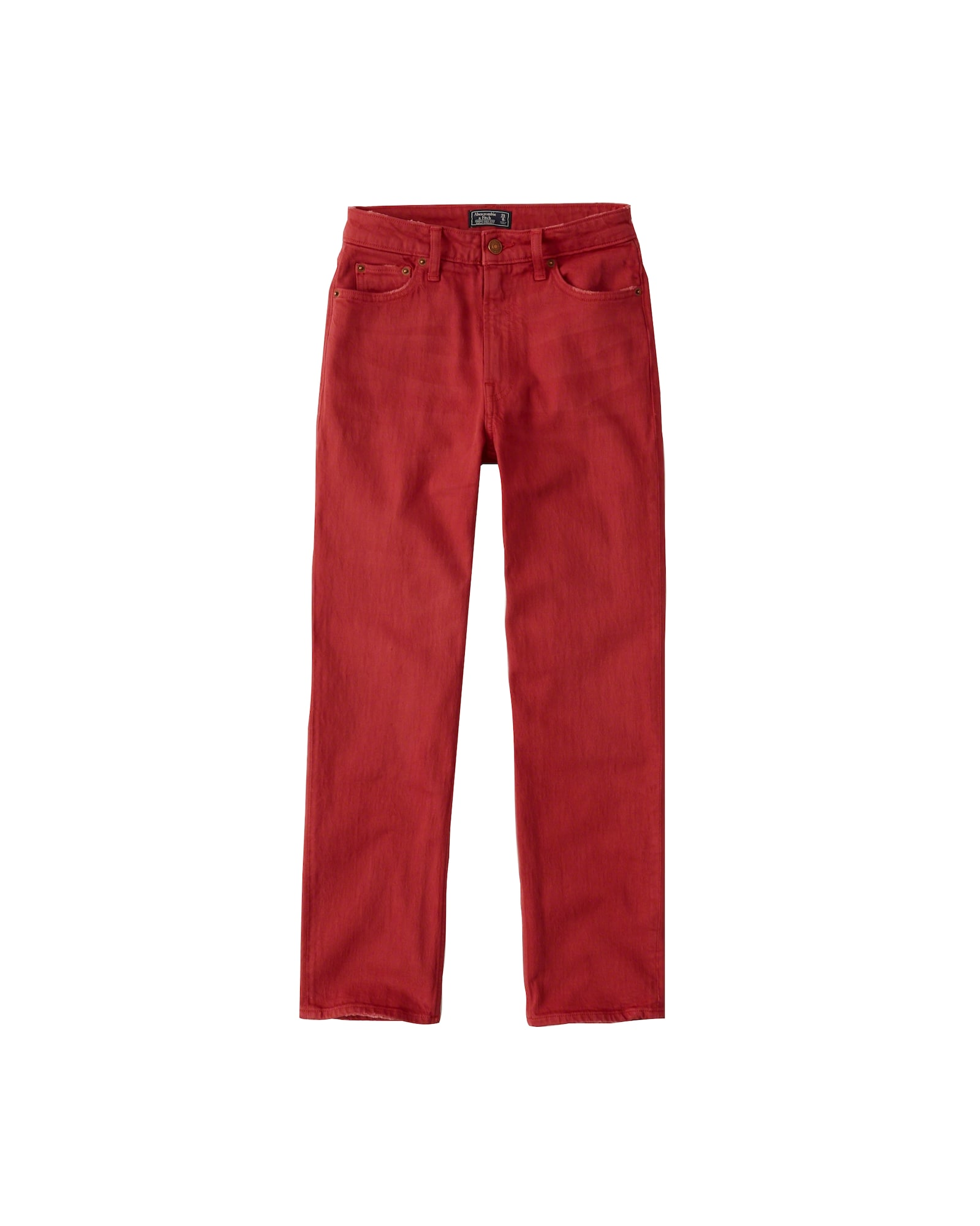 abercrombie & fitch - Hose ´RED SIMONE ANKLE STRAIGHT´