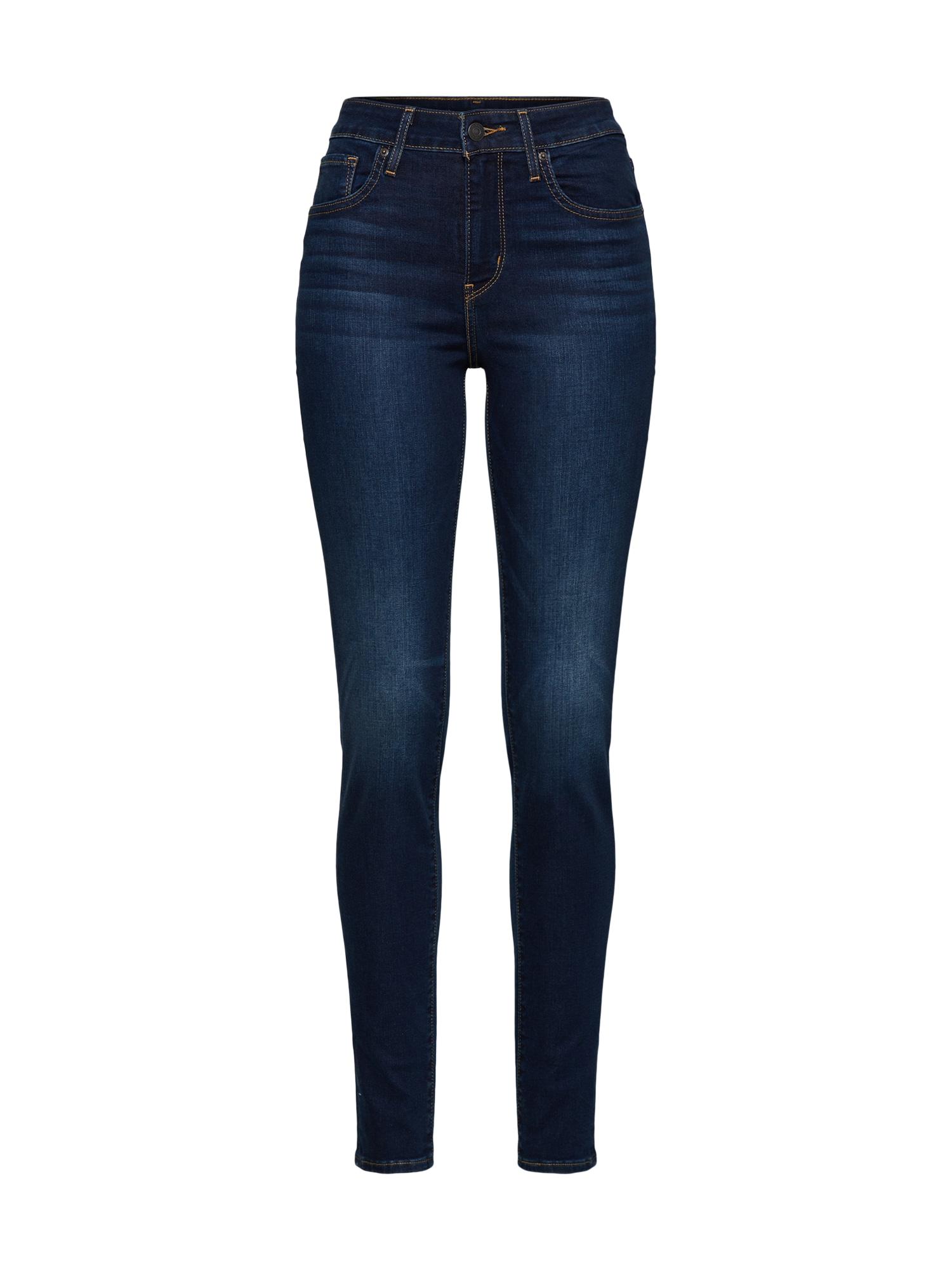 LEVI'S Dames Jeans 721 navy