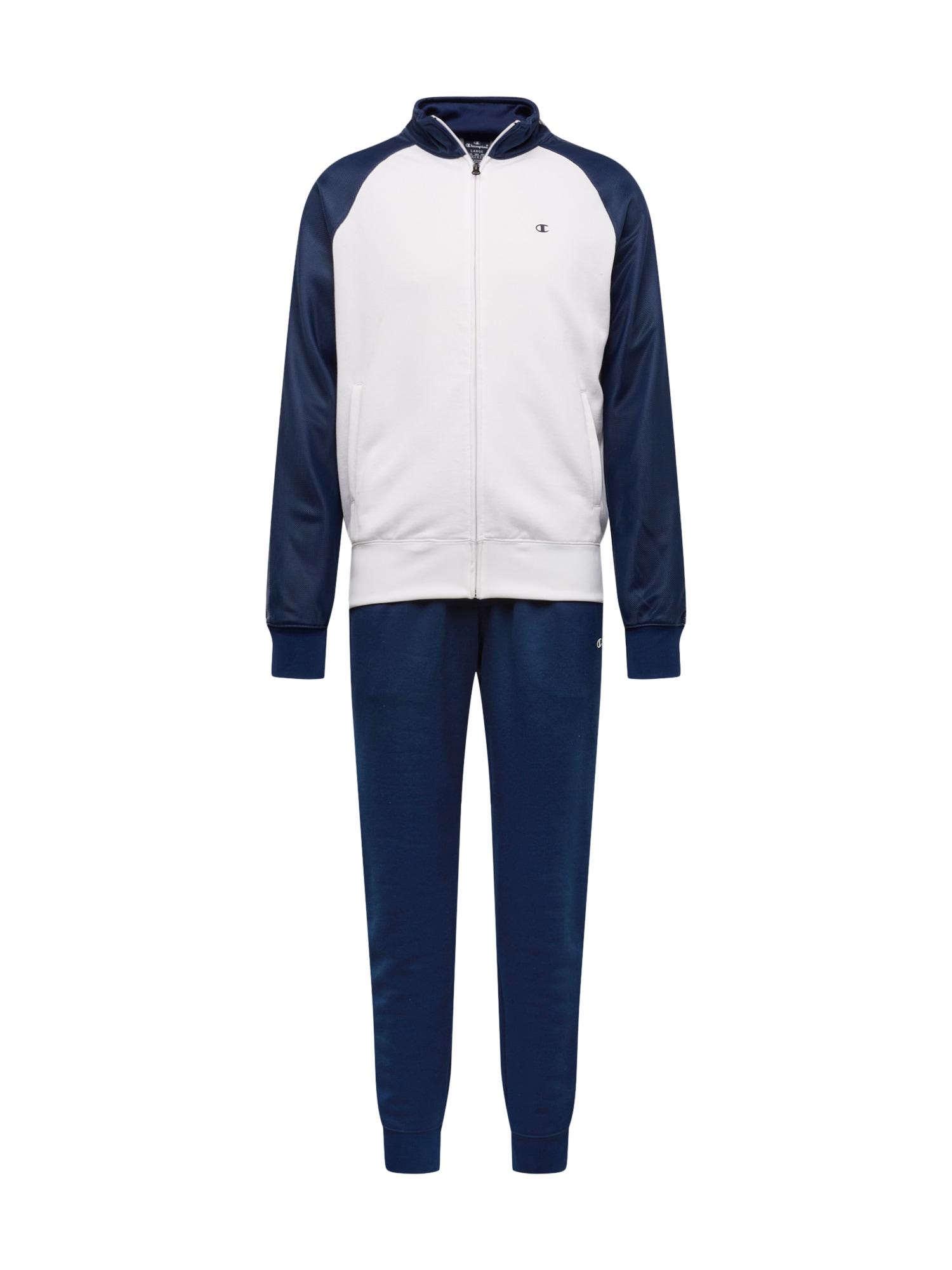 Domácí oblečení modrá bílá Champion Authentic Athletic Apparel