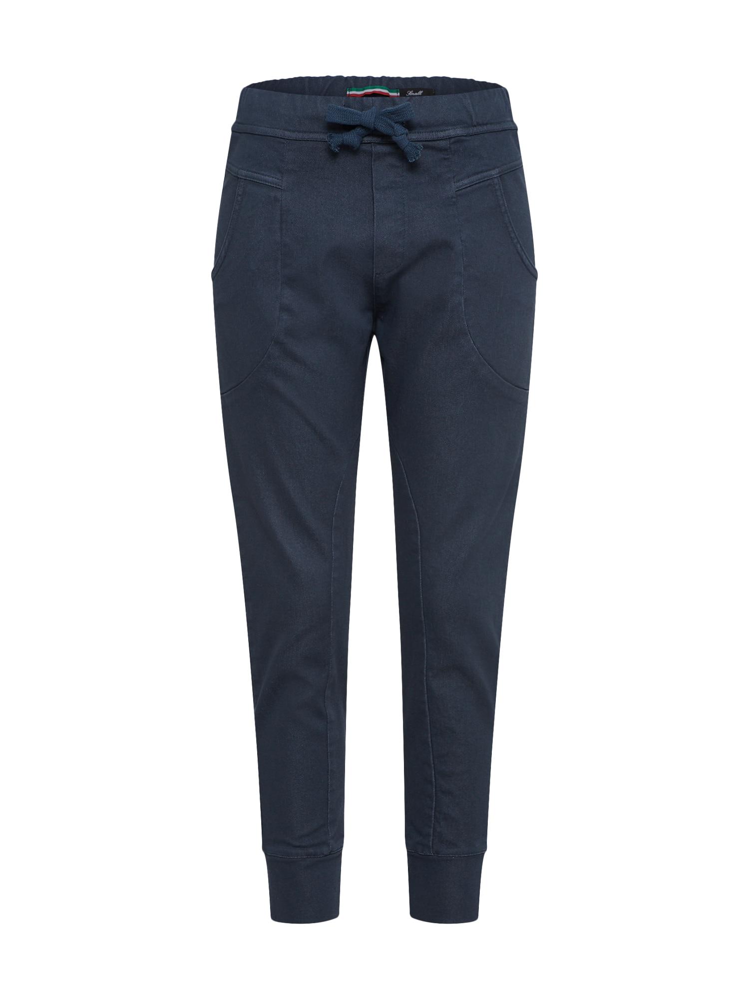 Kalhoty námořnická modř PLEASE
