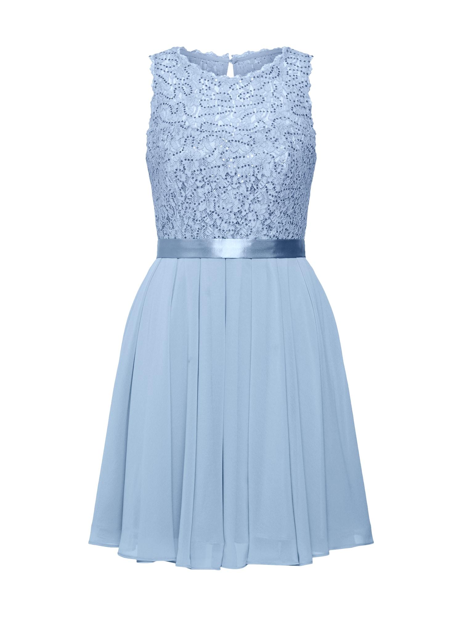 VM Vera Mont Sukienka koktajlowa  kremowy / jasnoniebieski