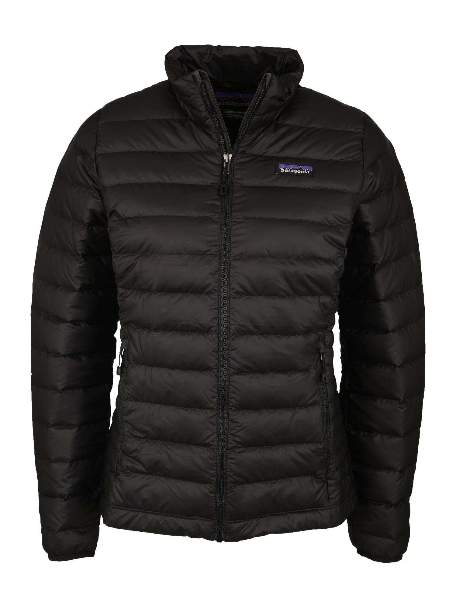 Outdoorová bunda černá PATAGONIA