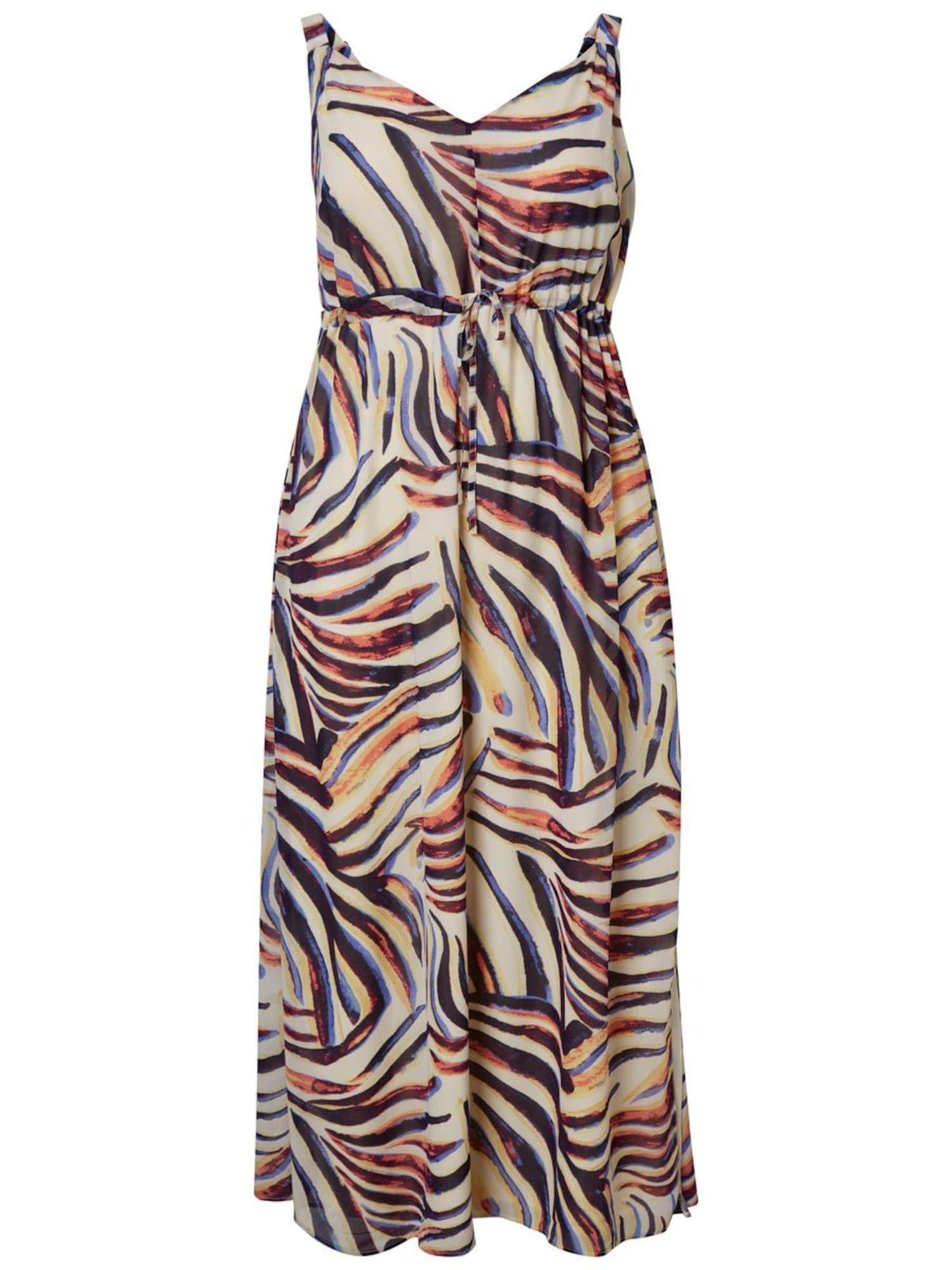Letní šaty mix barev Junarose