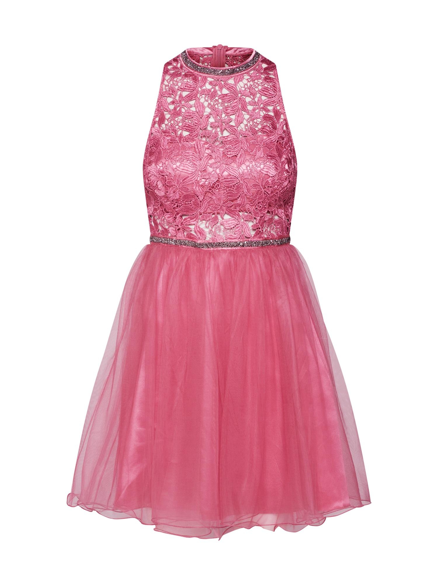 Koktejlové šaty bledě fialová SUDDENLY Princess