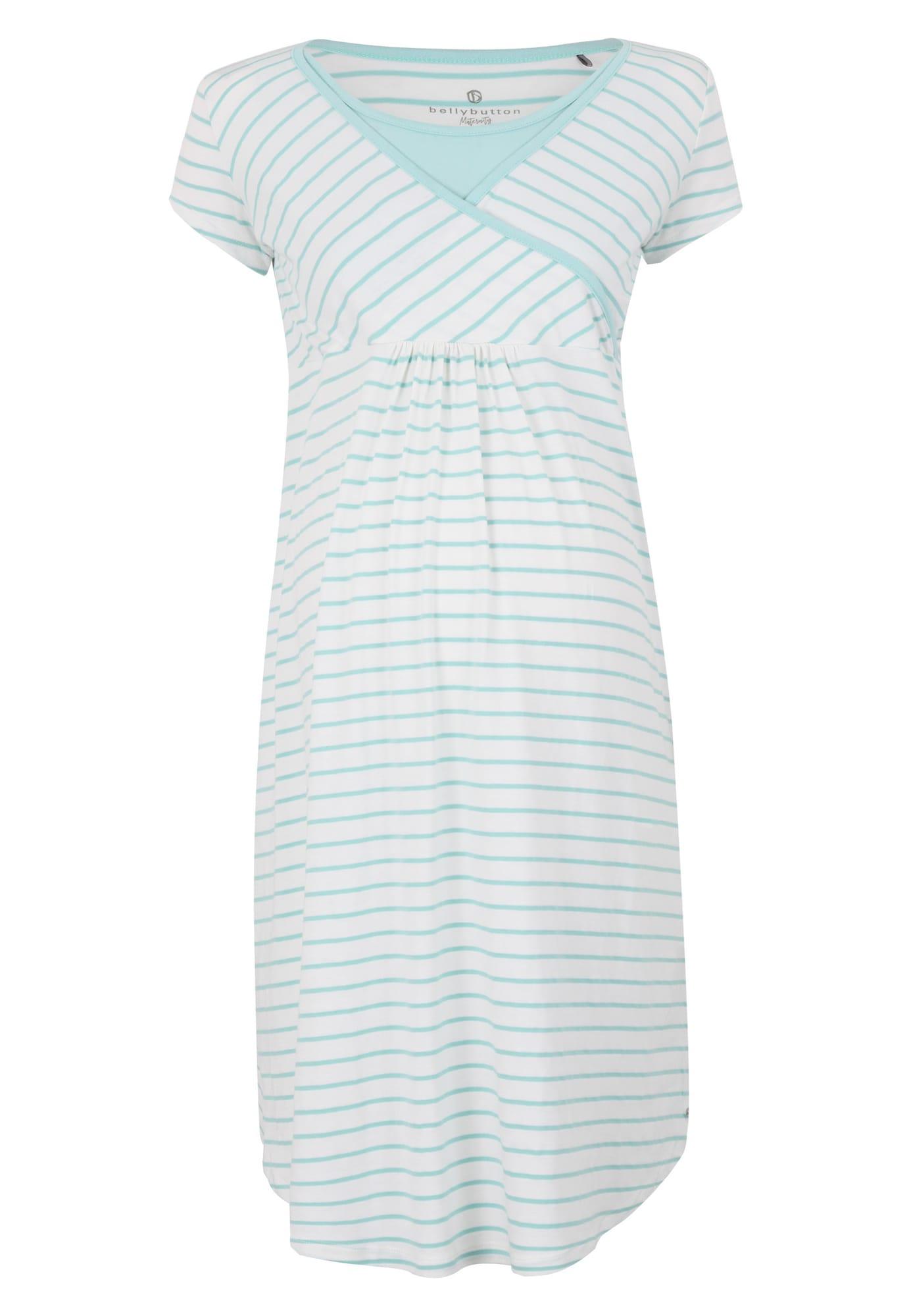 Nachthemd | Bekleidung > Nachtwäsche > Nachthemden | Weiß | bellybutton