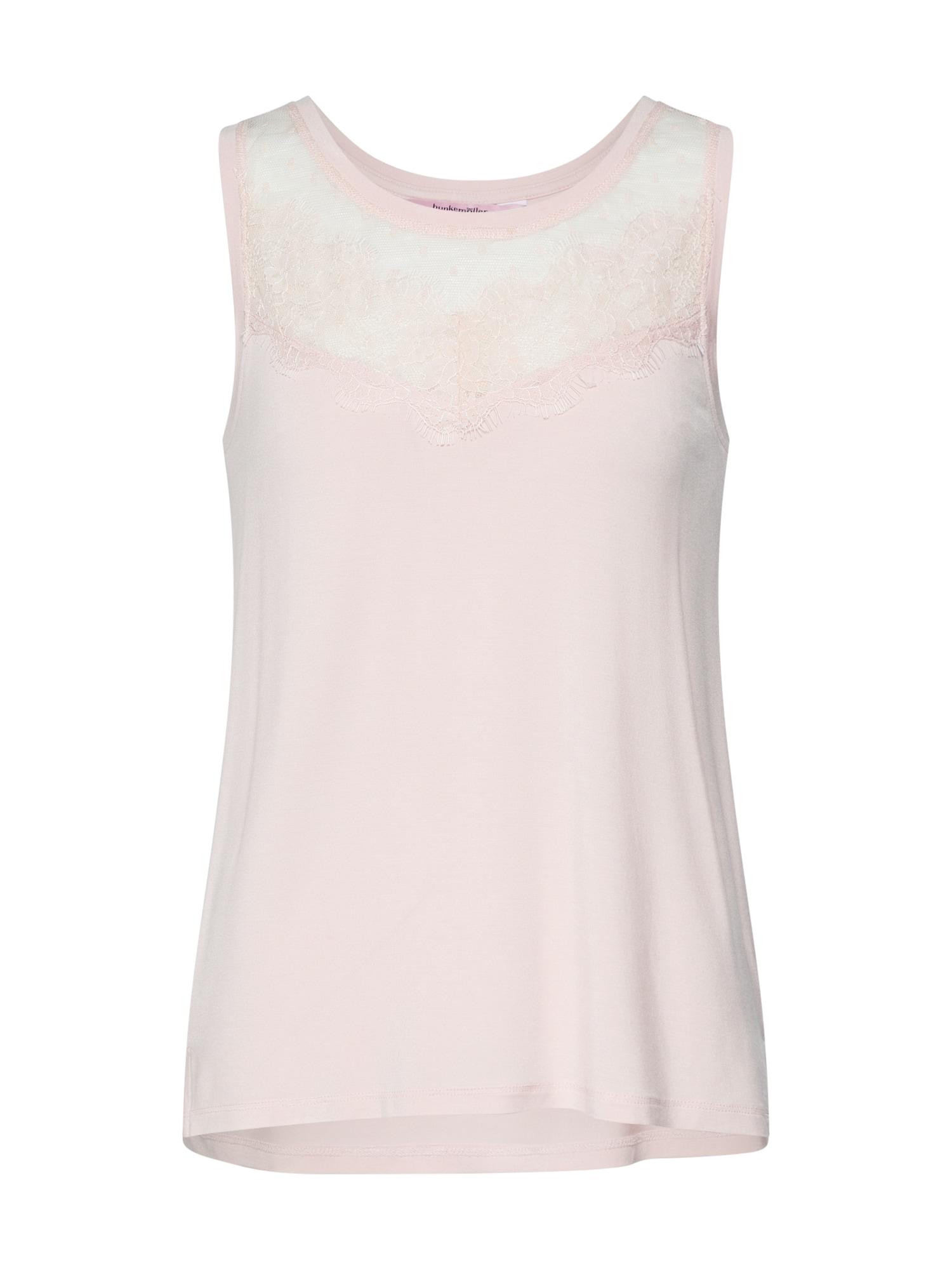 Tričko na spaní pink Hunkemöller