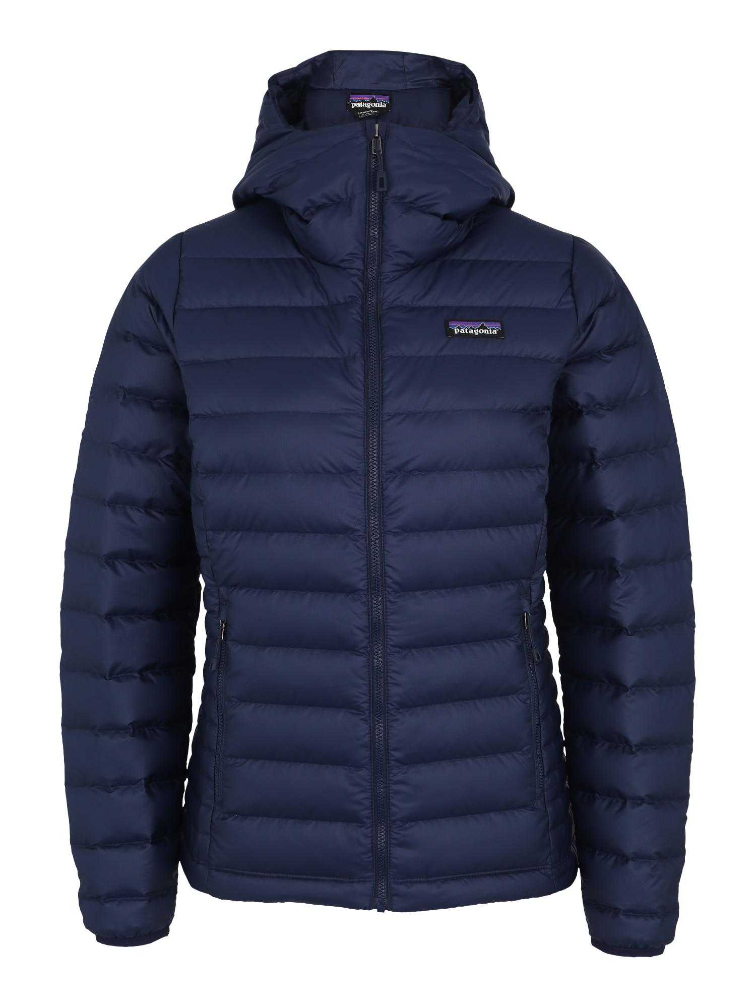 Outdoorová bunda tmavě modrá PATAGONIA