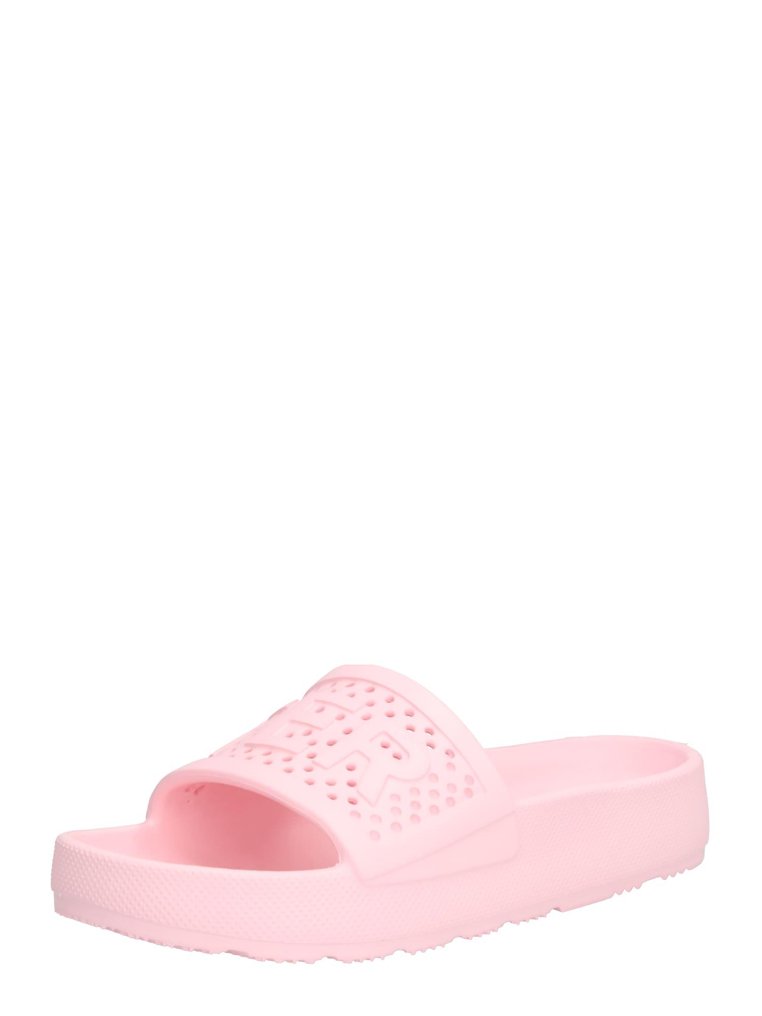 Pantofle Womens Original light weight moulded slide růžová HUNTER