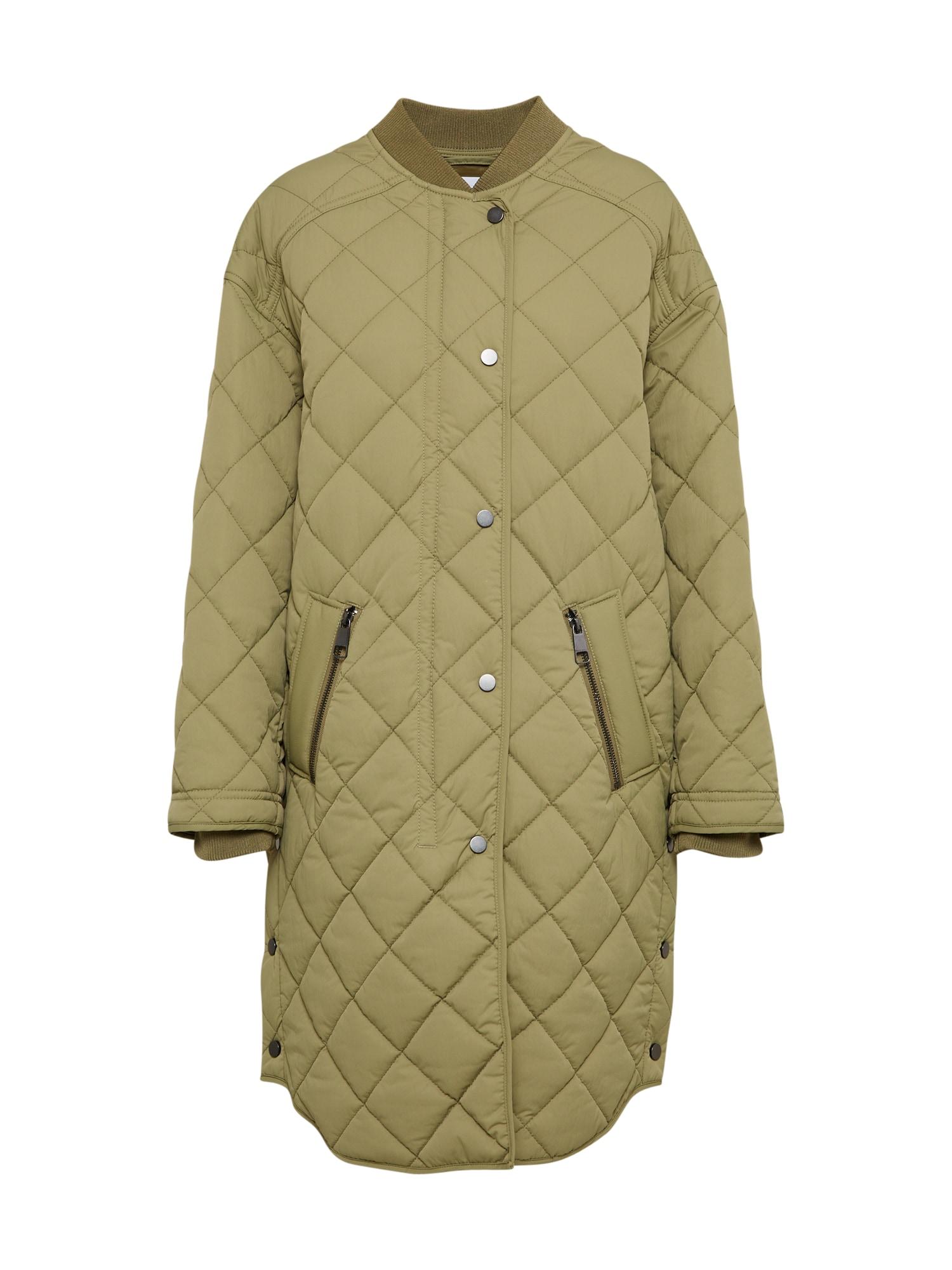 Přechodný kabát Ofabe khaki BOSS
