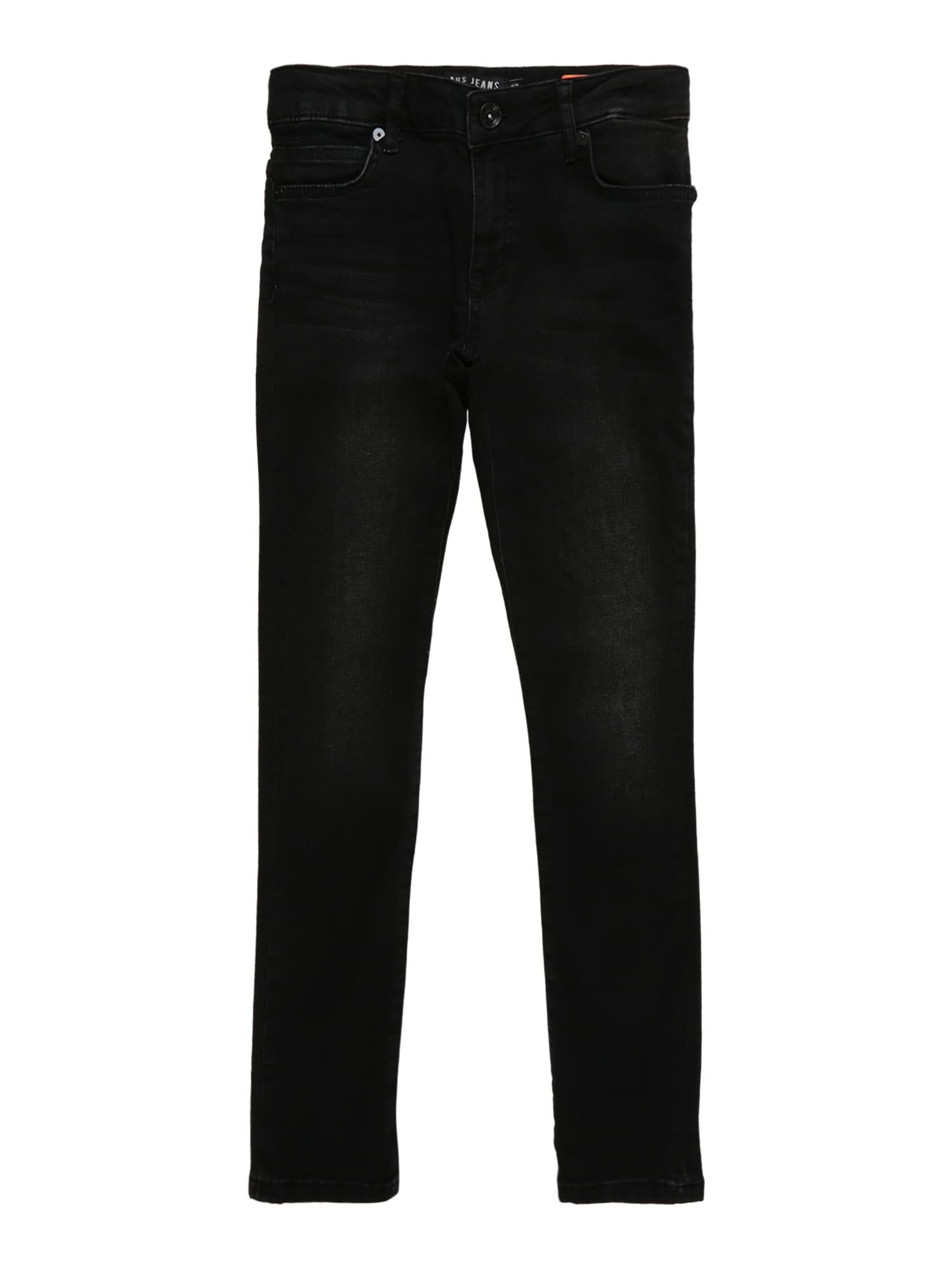 Džíny černá džínovina Cars Jeans