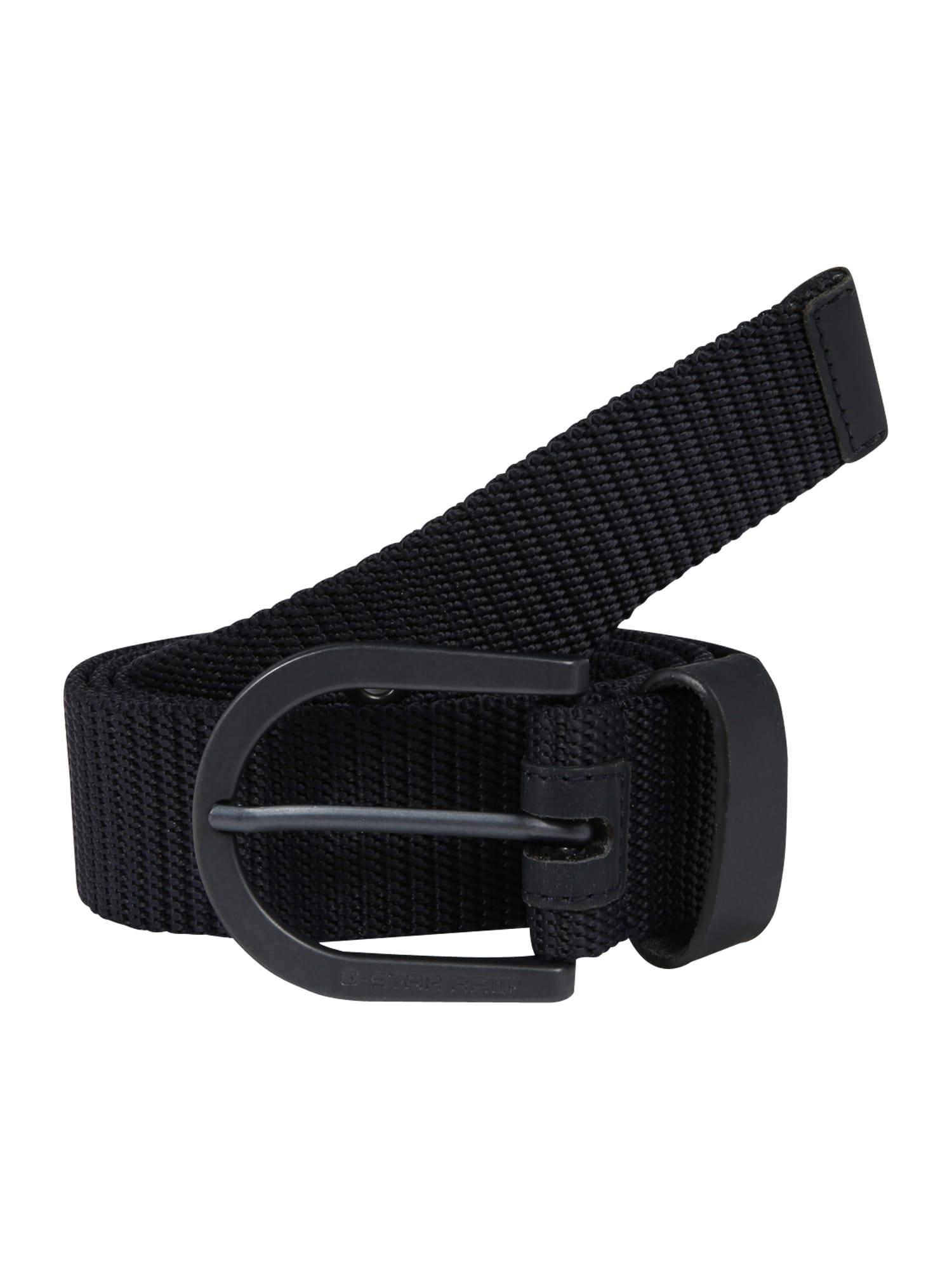 Opasek Stalt webbing belt modrá G-STAR RAW