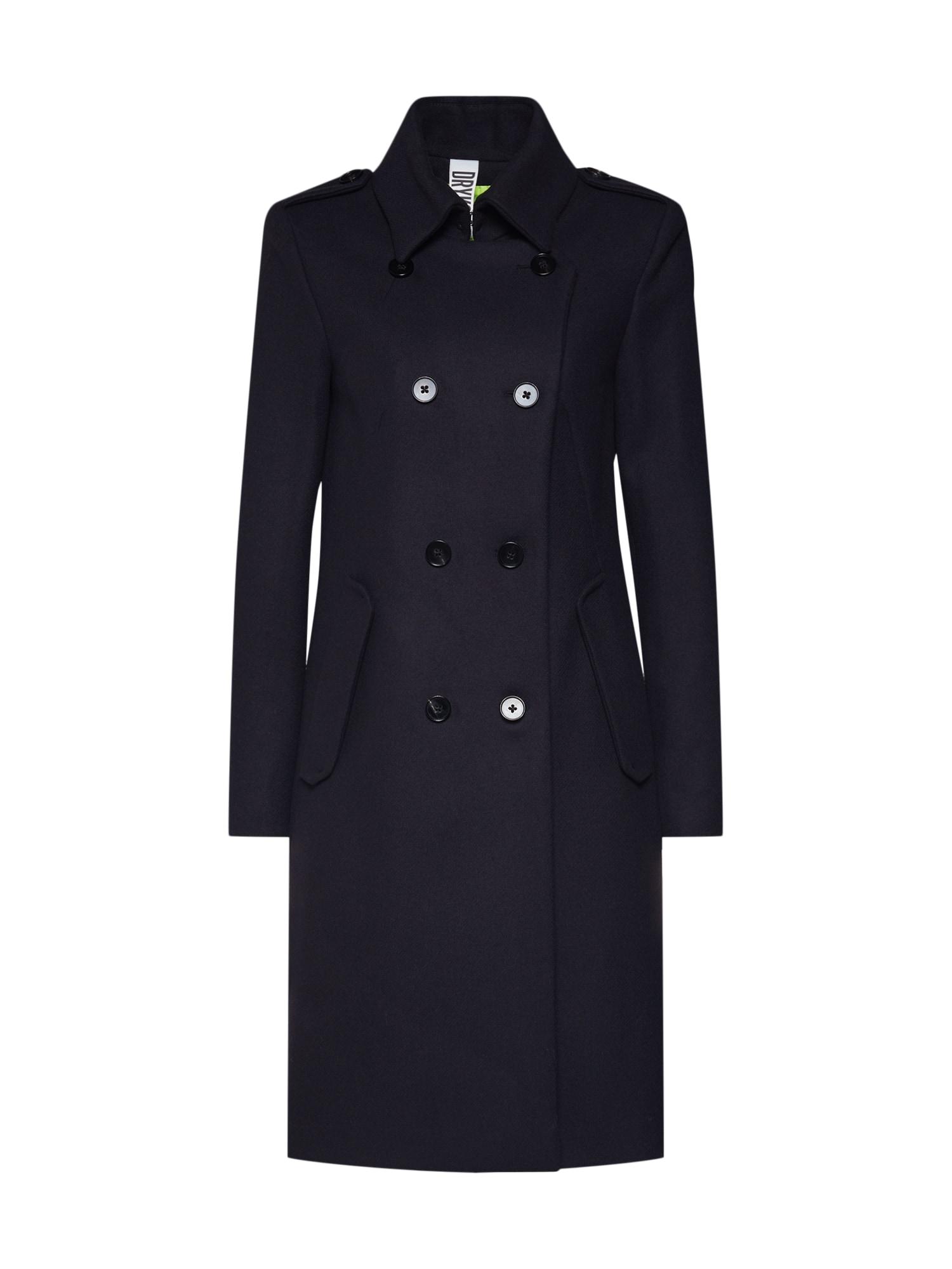 Zimní kabát BUCKEY námořnická modř DRYKORN
