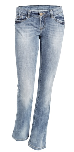Stretchige Jeans 'Laura'