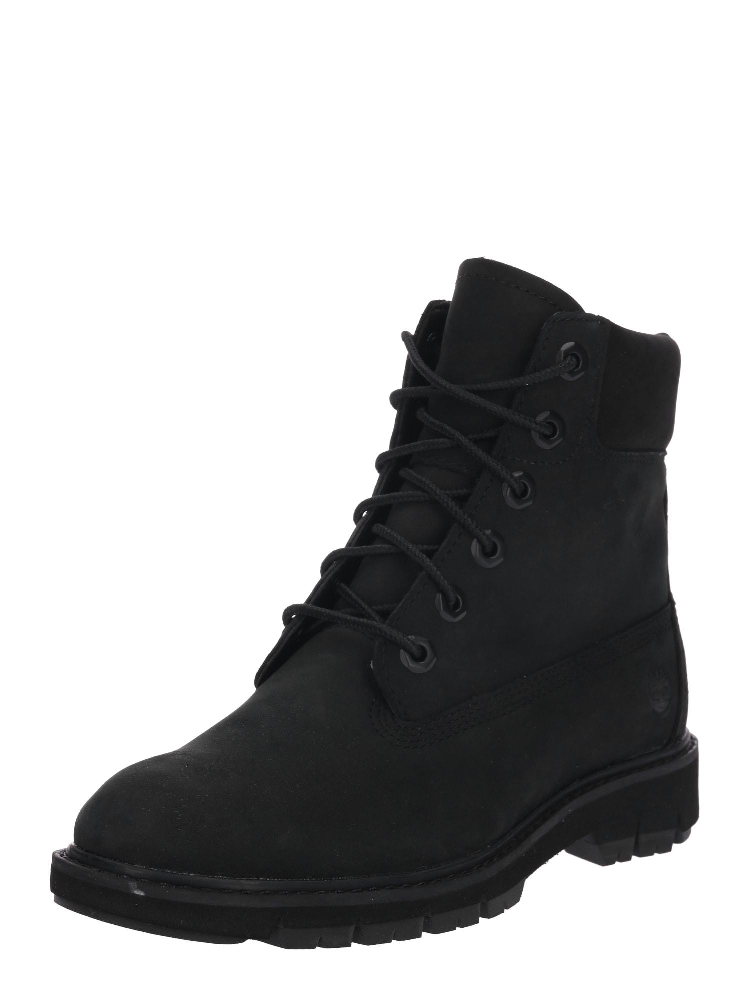 Šněrovací boty Lucia Way černá TIMBERLAND
