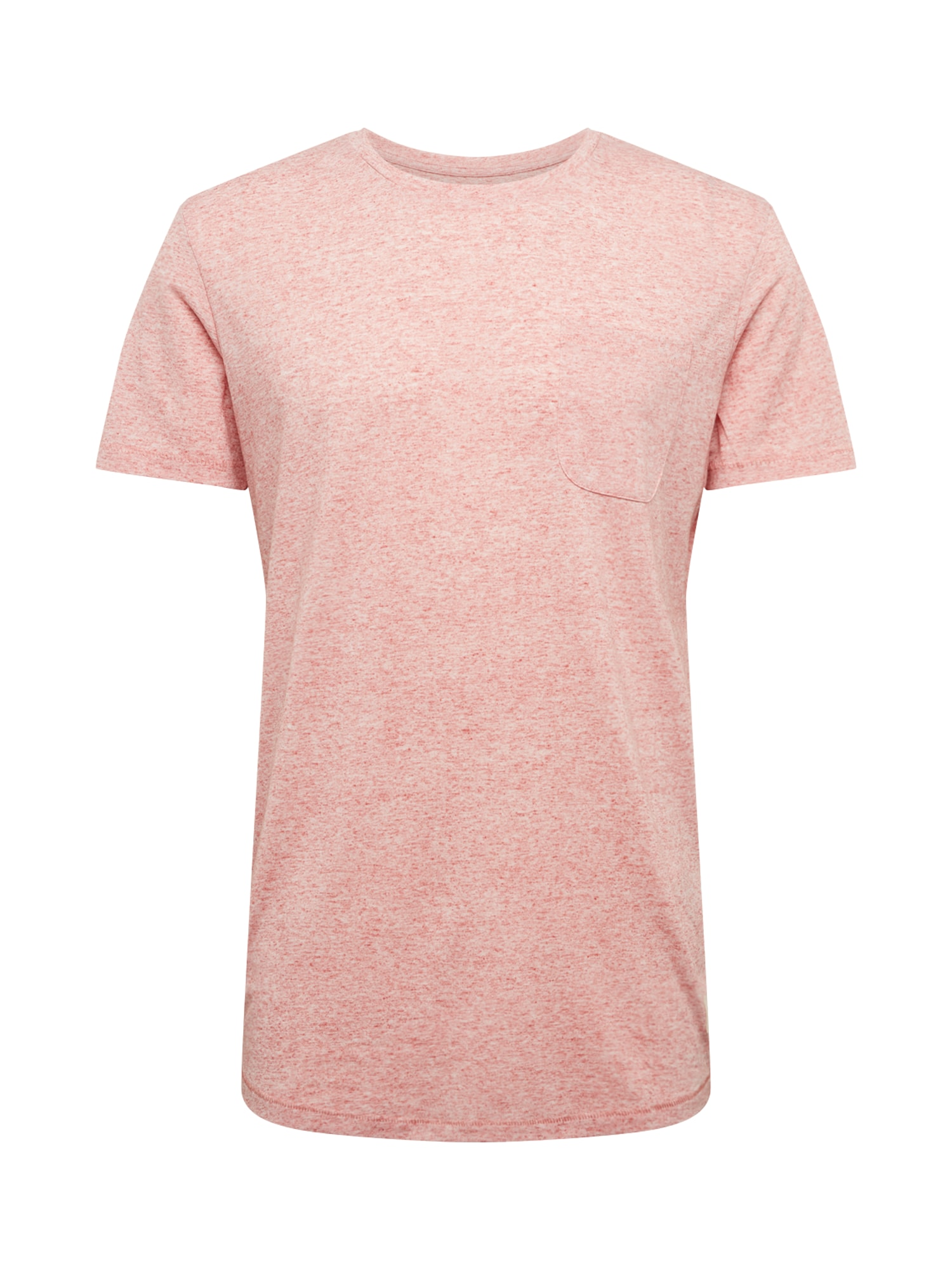 JACK & JONES Tričko 'LINUS'  růžová